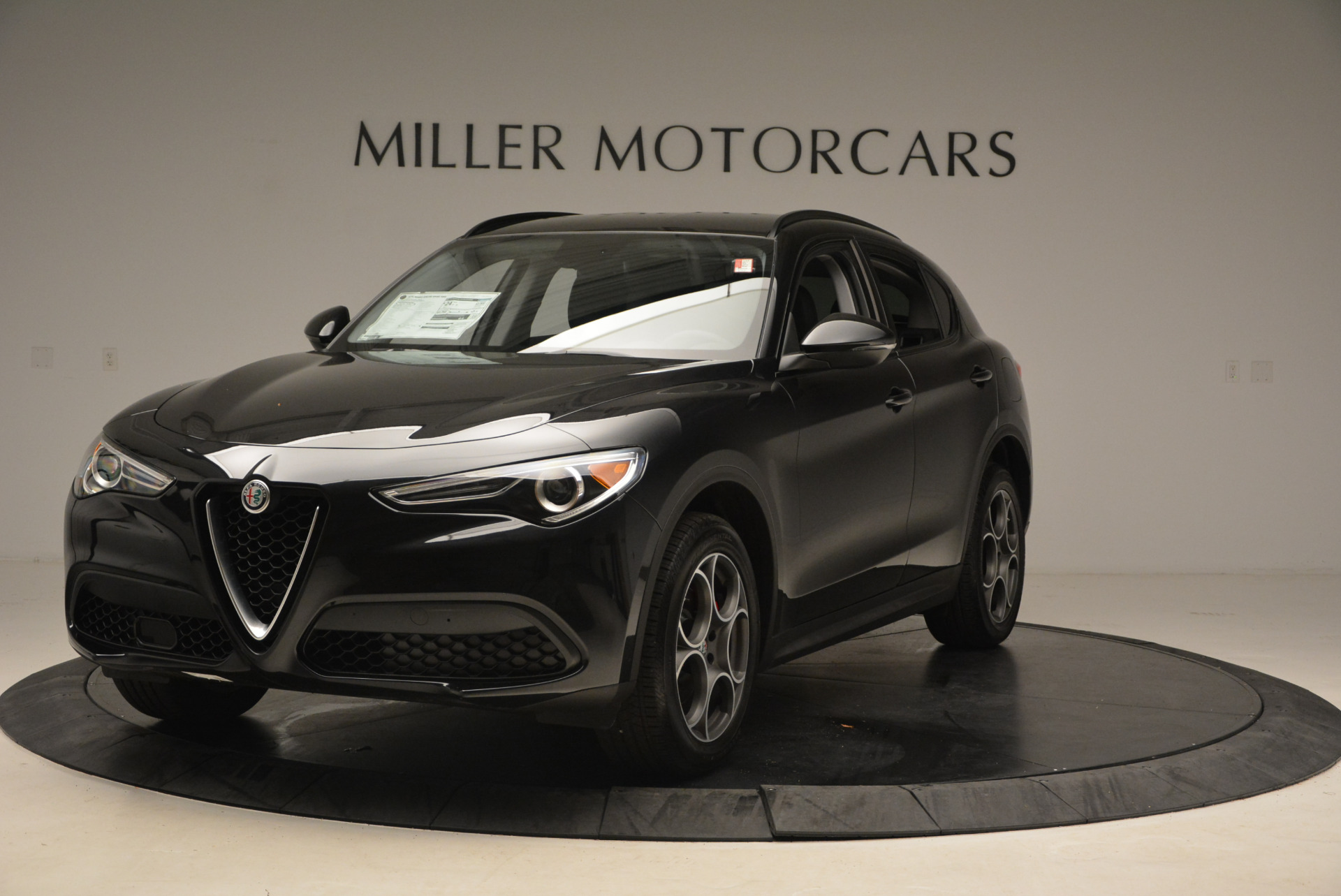 New 2018 Alfa Romeo Stelvio Sport Q4 For Sale In Westport, CT 1366_main