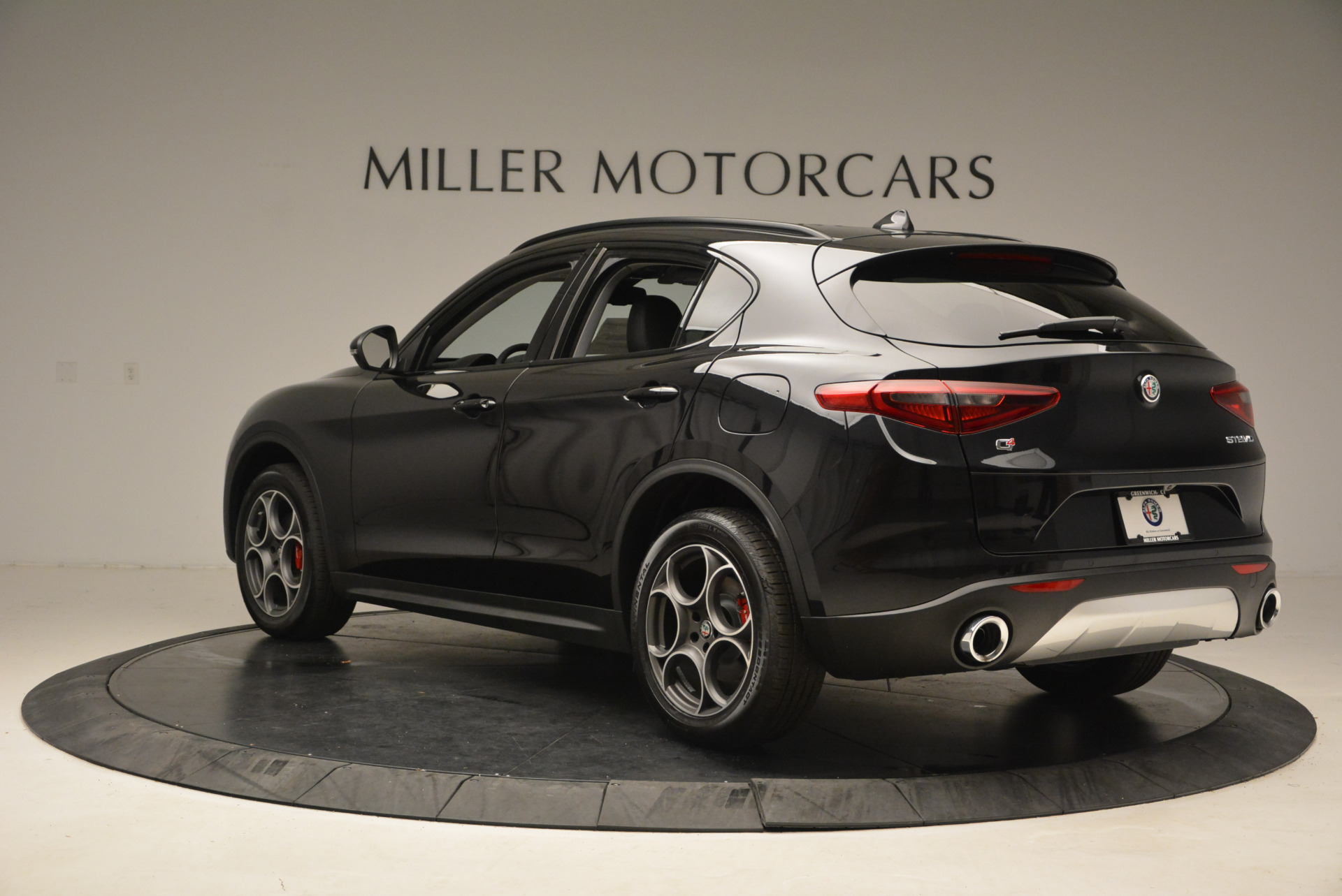 New 2018 Alfa Romeo Stelvio Sport Q4 For Sale In Westport, CT 1366_p5