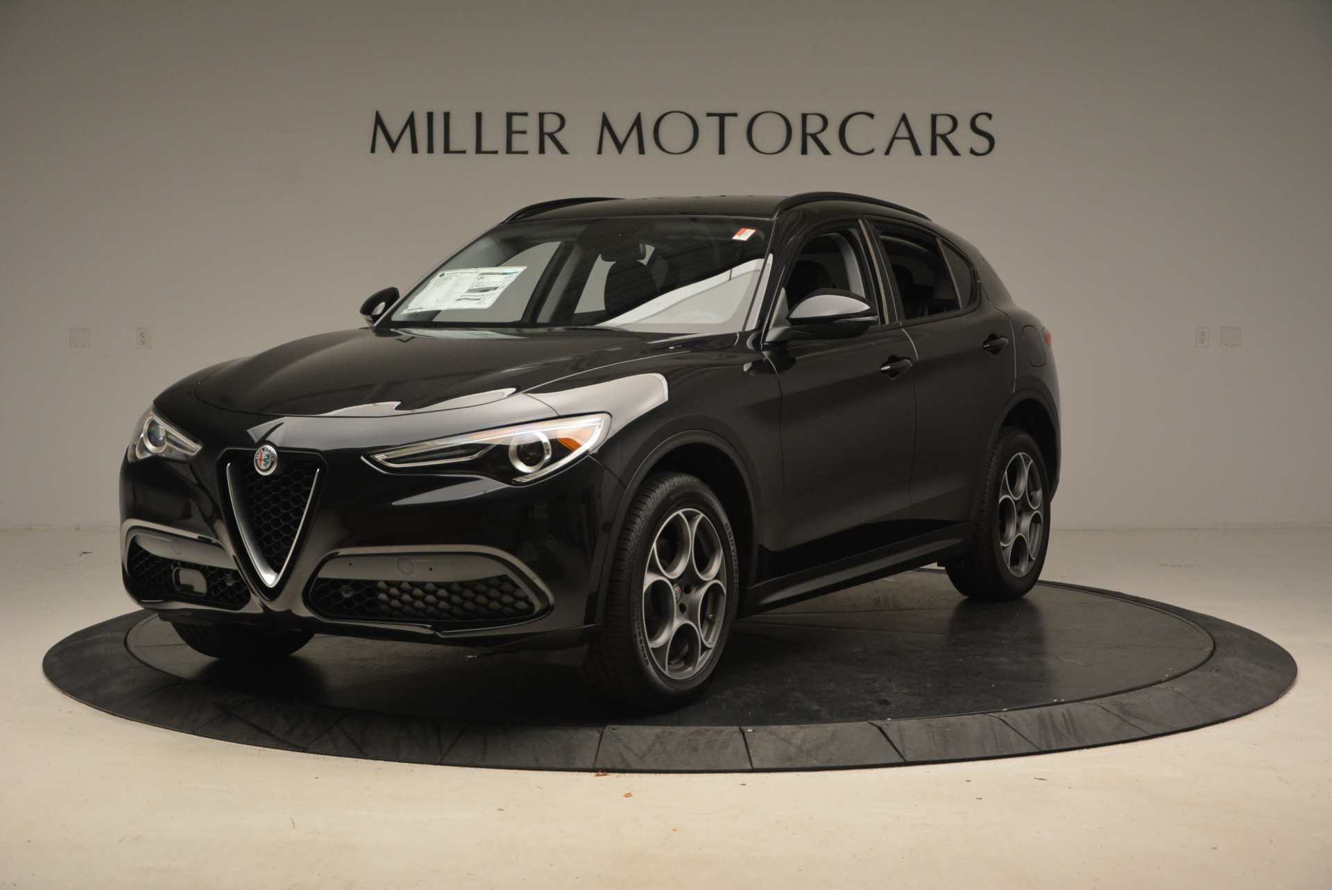 New 2018 Alfa Romeo Stelvio Sport Q4 For Sale In Westport, CT 1369_main