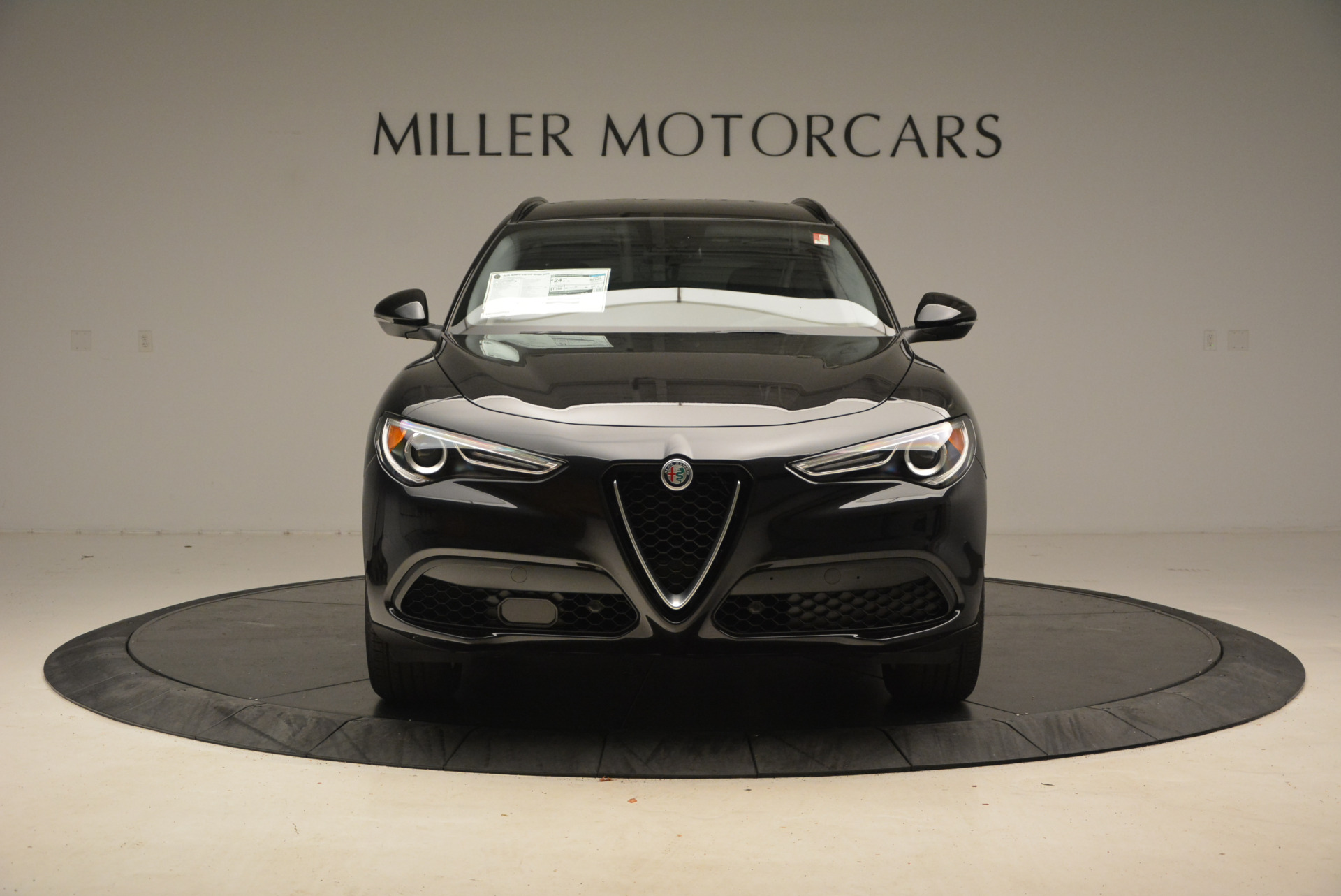 New 2018 Alfa Romeo Stelvio Sport Q4 For Sale In Westport, CT 1369_p12