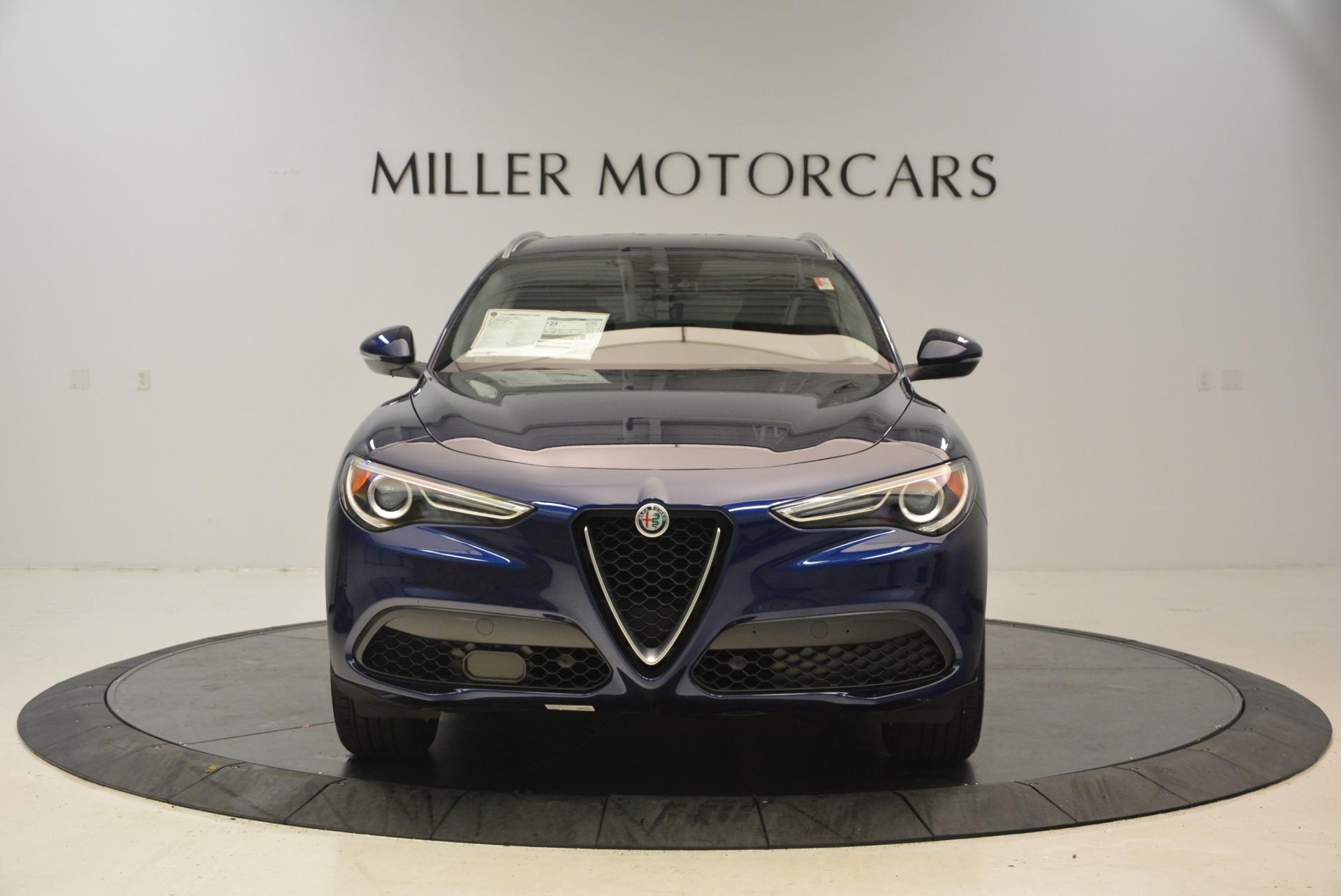New 2018 Alfa Romeo Stelvio Ti Q4 For Sale In Westport, CT 1373_p12