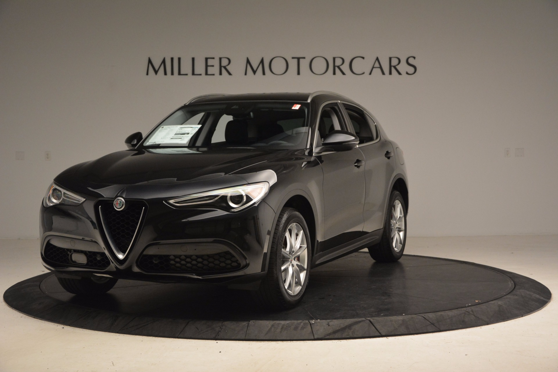 Used 2018 Alfa Romeo Stelvio Ti Q4 For Sale In Westport, CT