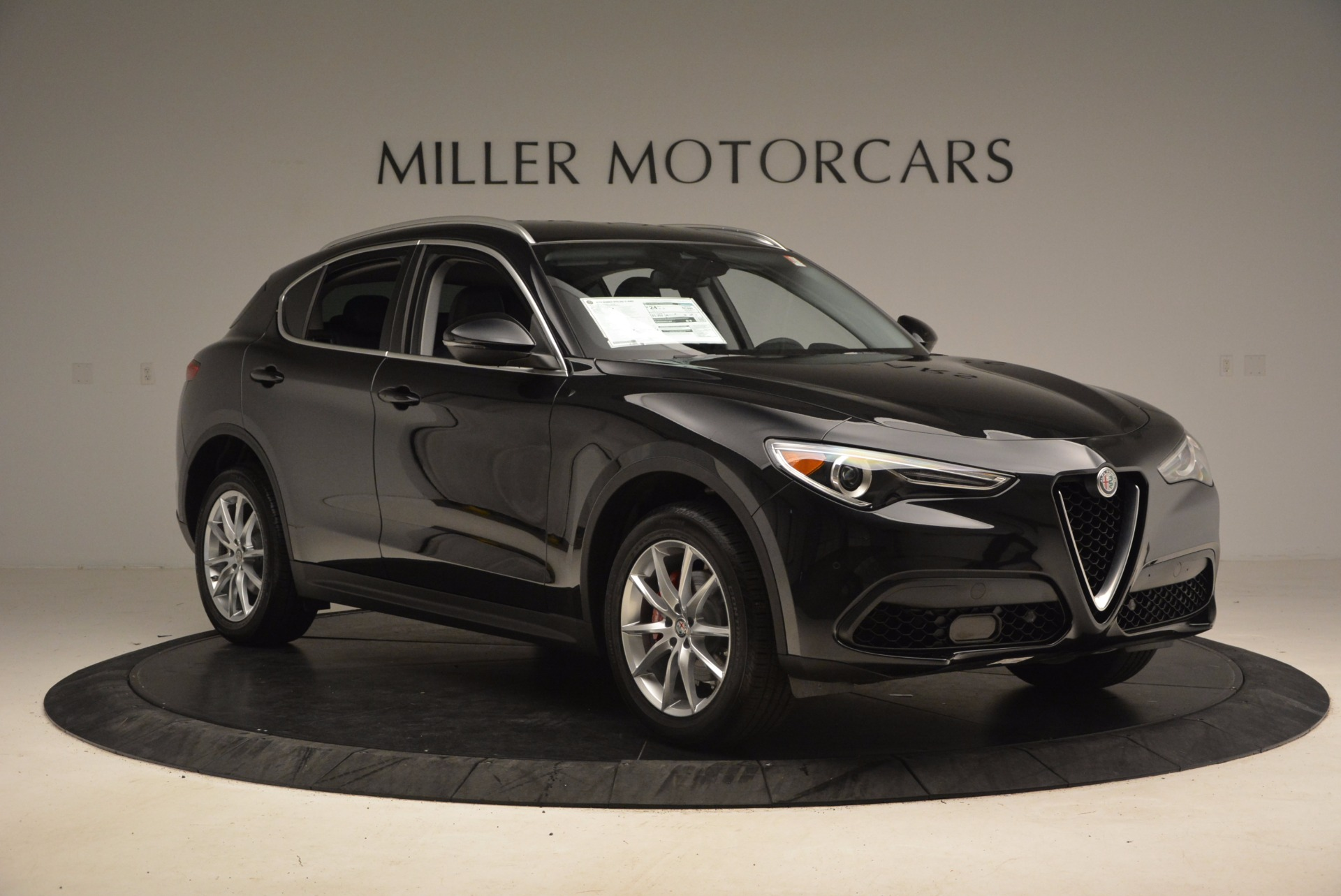 Used 2018 Alfa Romeo Stelvio Ti Q4 For Sale In Westport, CT 1374_p11