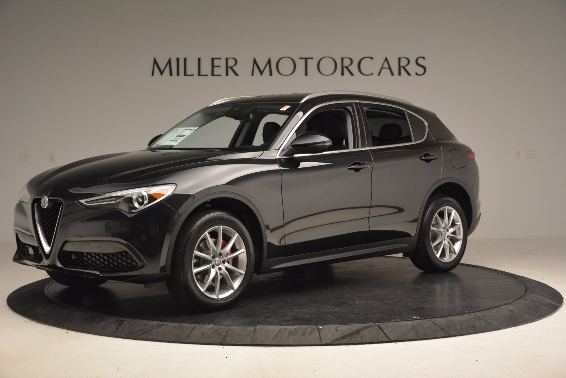 Used 2018 Alfa Romeo Stelvio Ti Q4 For Sale In Westport, CT 1374_p2