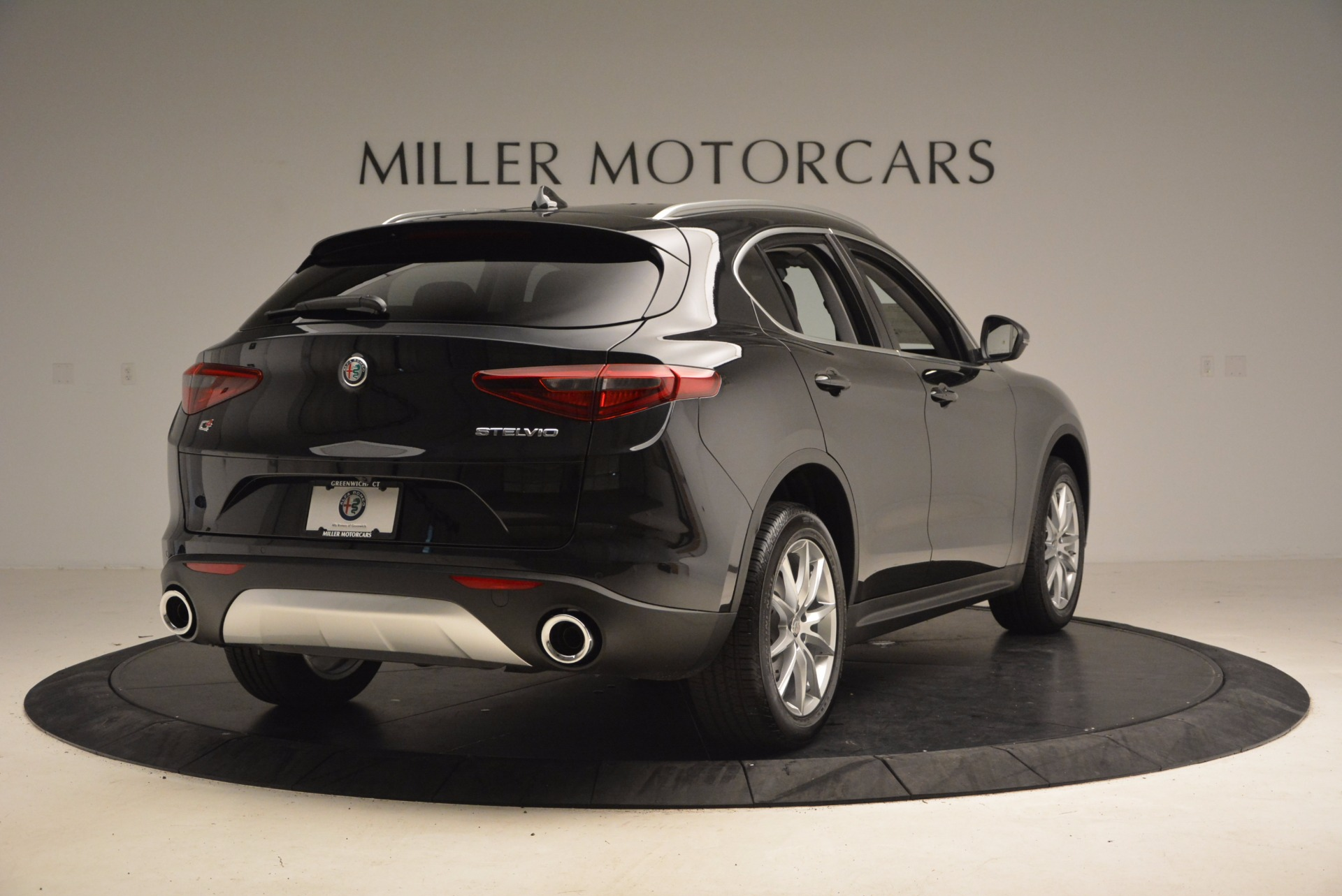 Used 2018 Alfa Romeo Stelvio Ti Q4 For Sale In Westport, CT 1374_p7