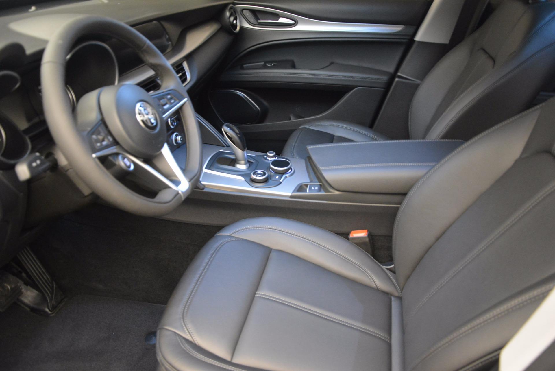 New 2018 Alfa Romeo Stelvio Q4 For Sale In Westport, CT 1376_p14