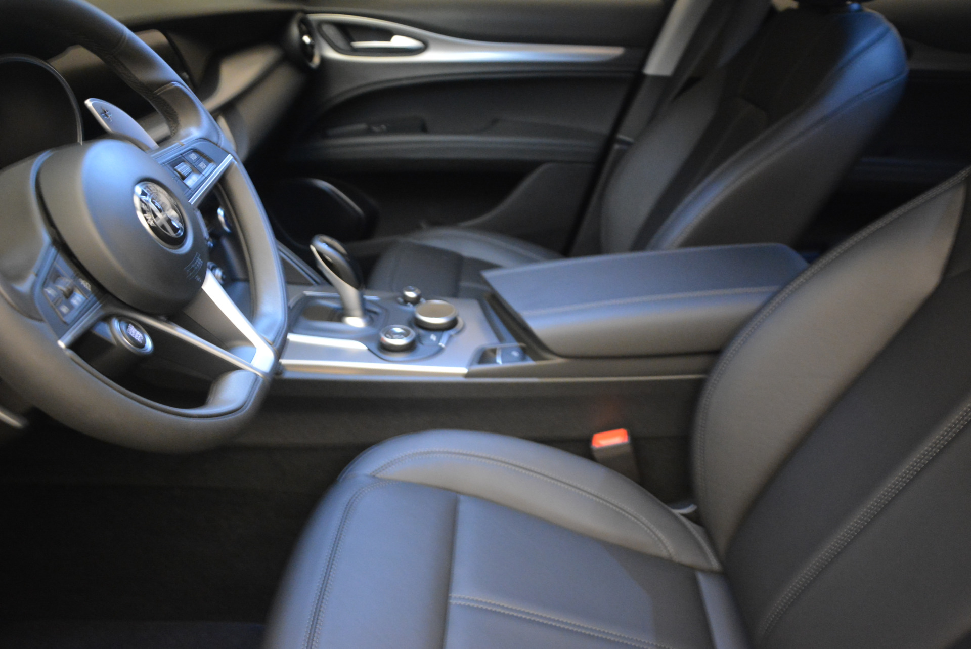 New 2018 Alfa Romeo Stelvio Sport Q4 For Sale In Westport, CT 1377_p14