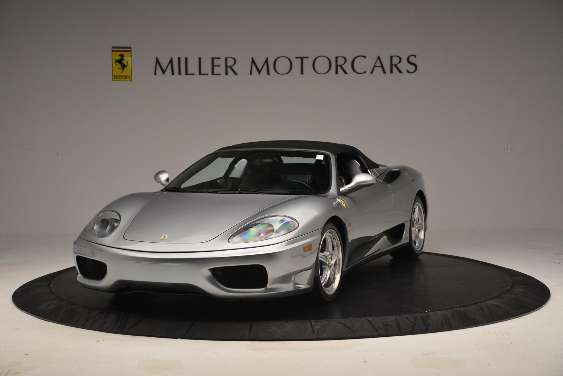 Used 2004 Ferrari 360 Spider 6-Speed Manual  For Sale In Westport, CT 138_p13