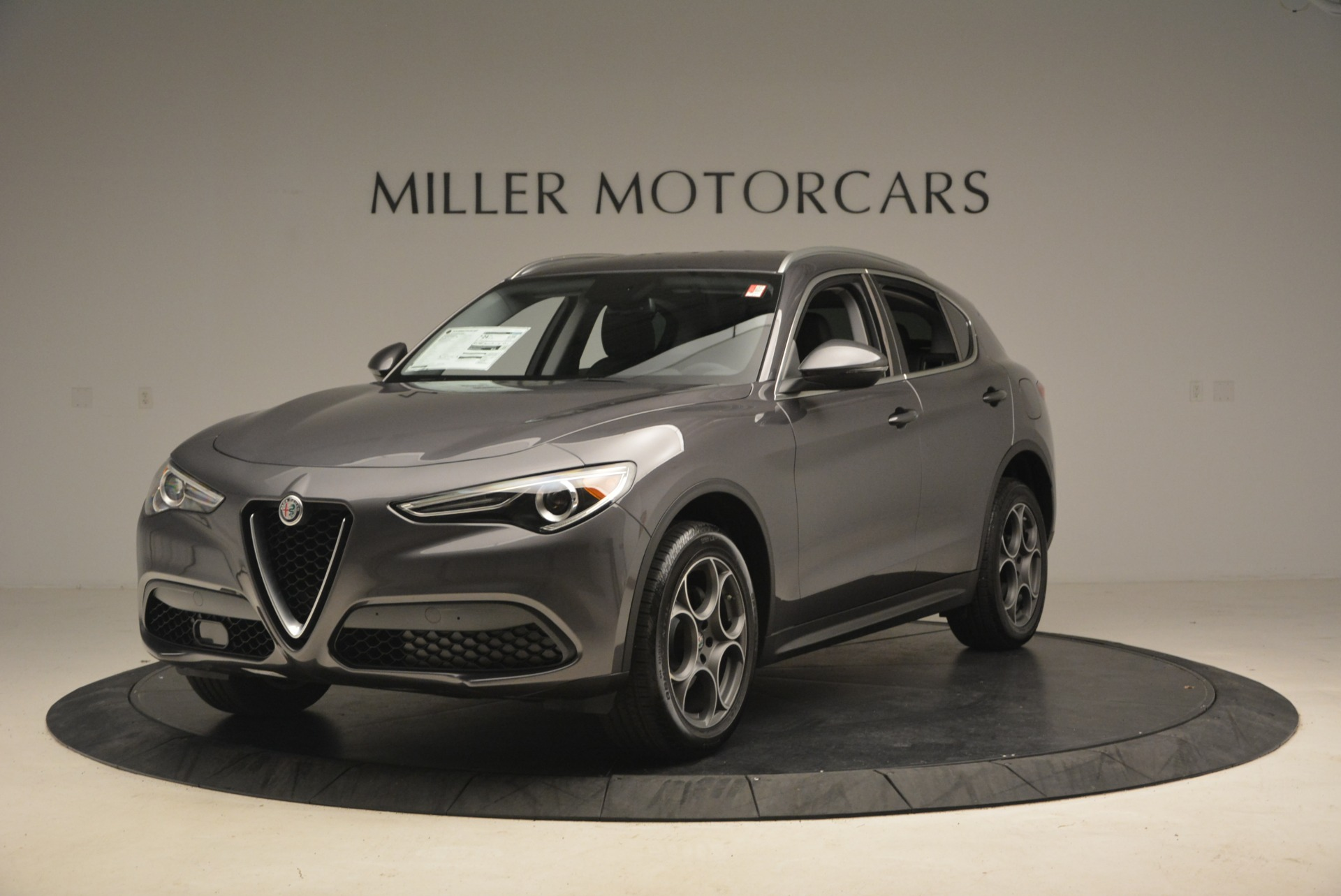 New 2018 Alfa Romeo Stelvio Sport Q4 For Sale In Westport, CT 1381_main
