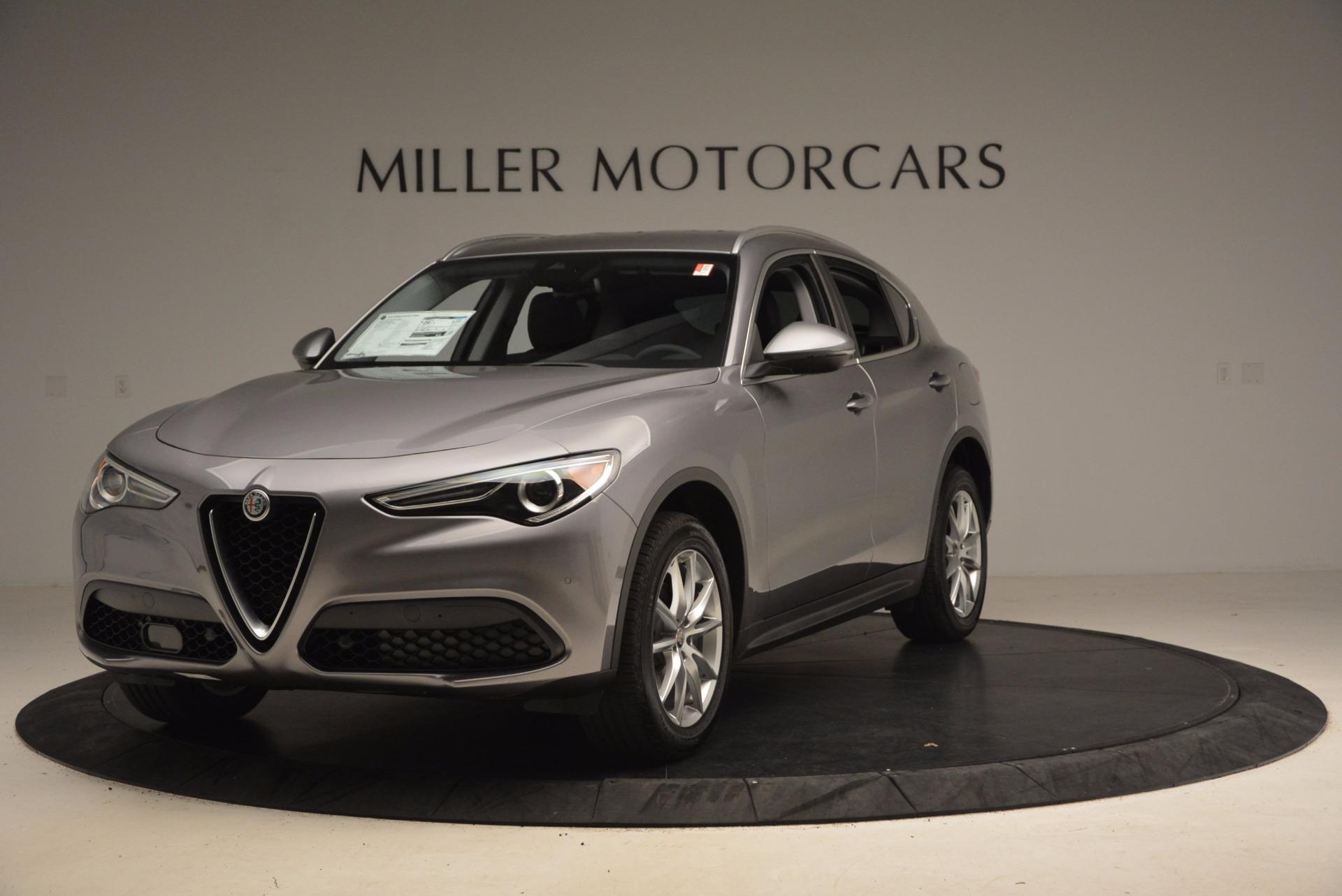 New 2018 Alfa Romeo Stelvio Ti Q4 For Sale In Westport, CT 1383_main