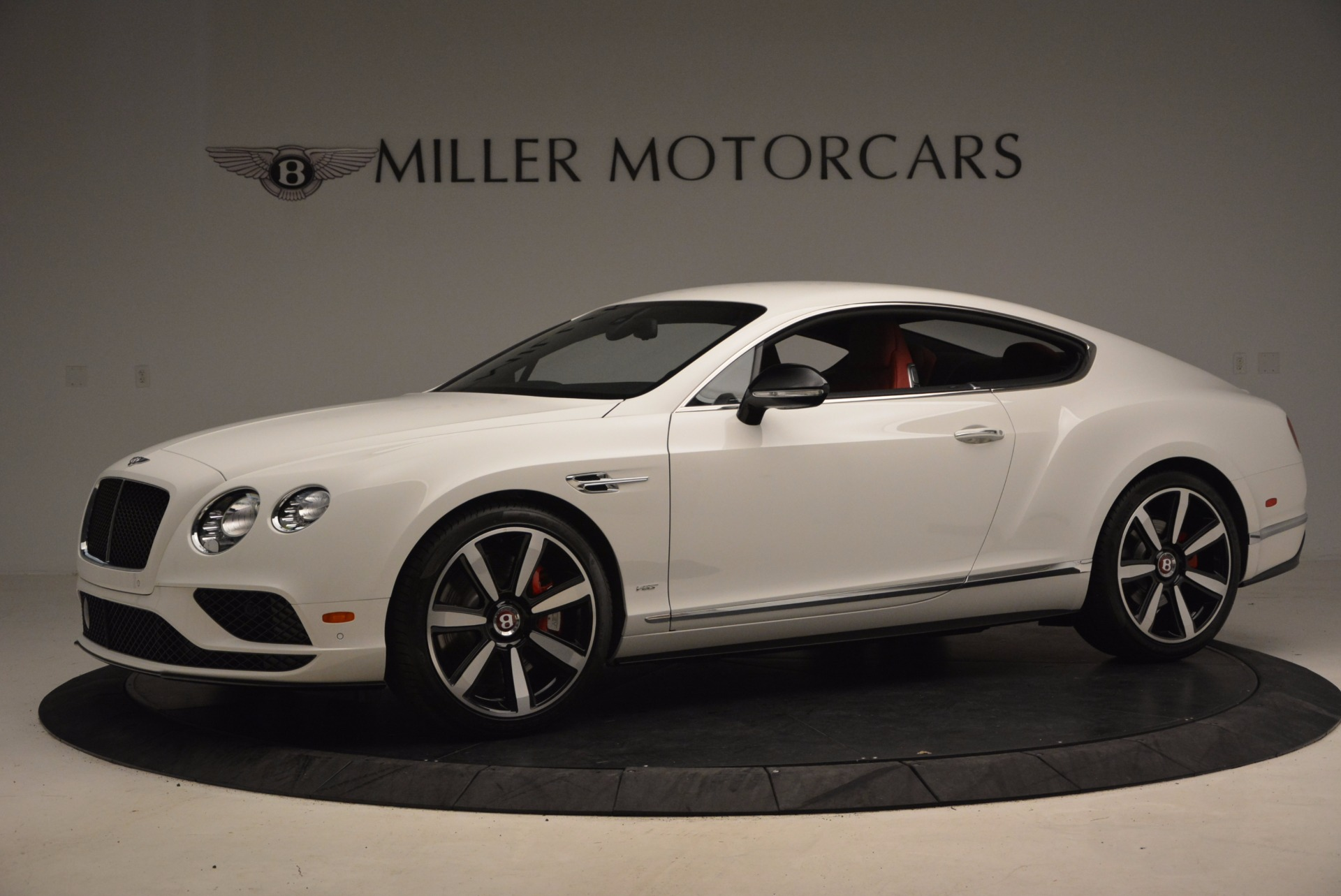 New 2017 Bentley Continental GT V8 S For Sale In Westport, CT 1384_p2