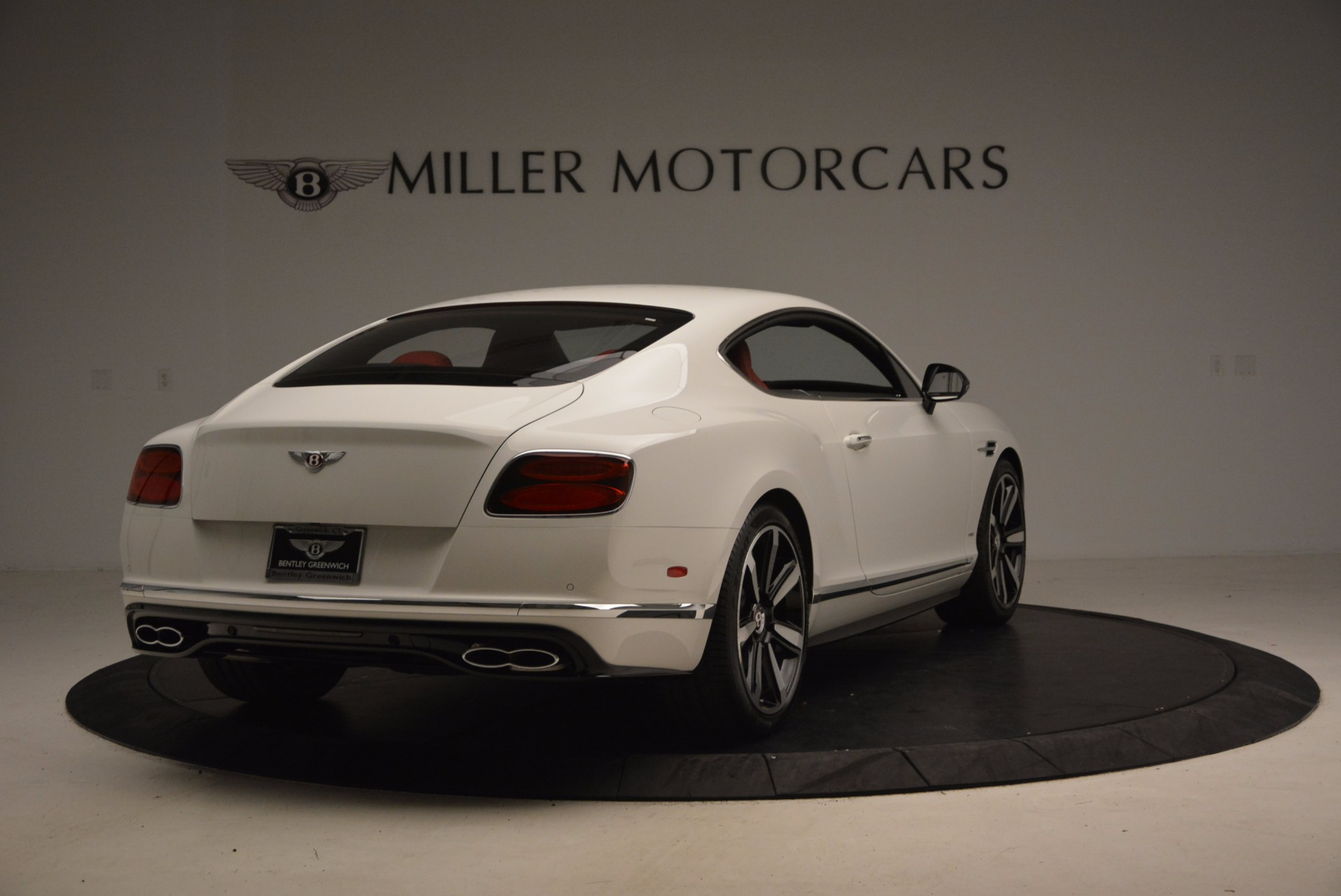 New 2017 Bentley Continental GT V8 S For Sale In Westport, CT 1384_p7