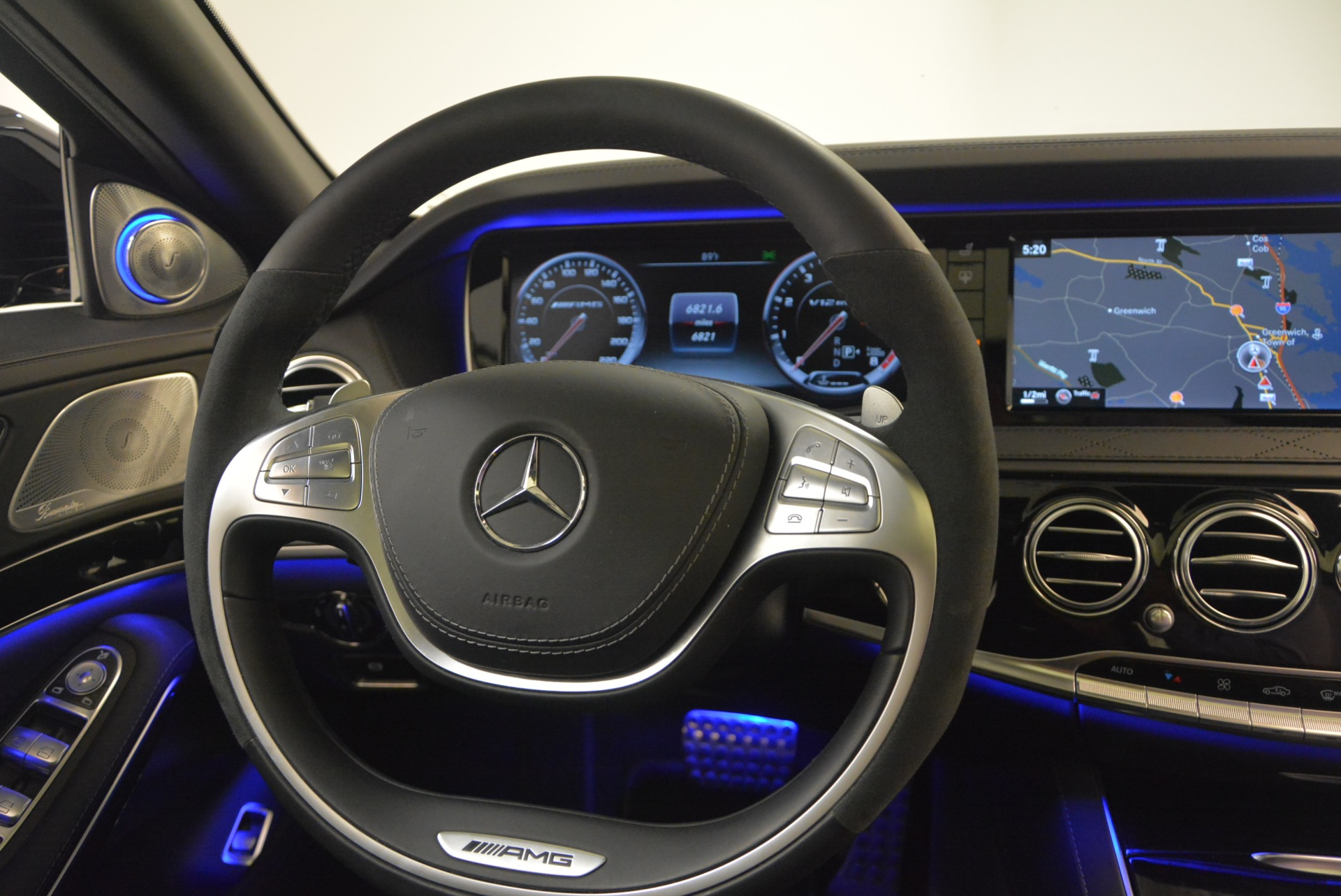 Used 2015 Mercedes-Benz S-Class S 65 AMG For Sale In Westport, CT 1386_p24