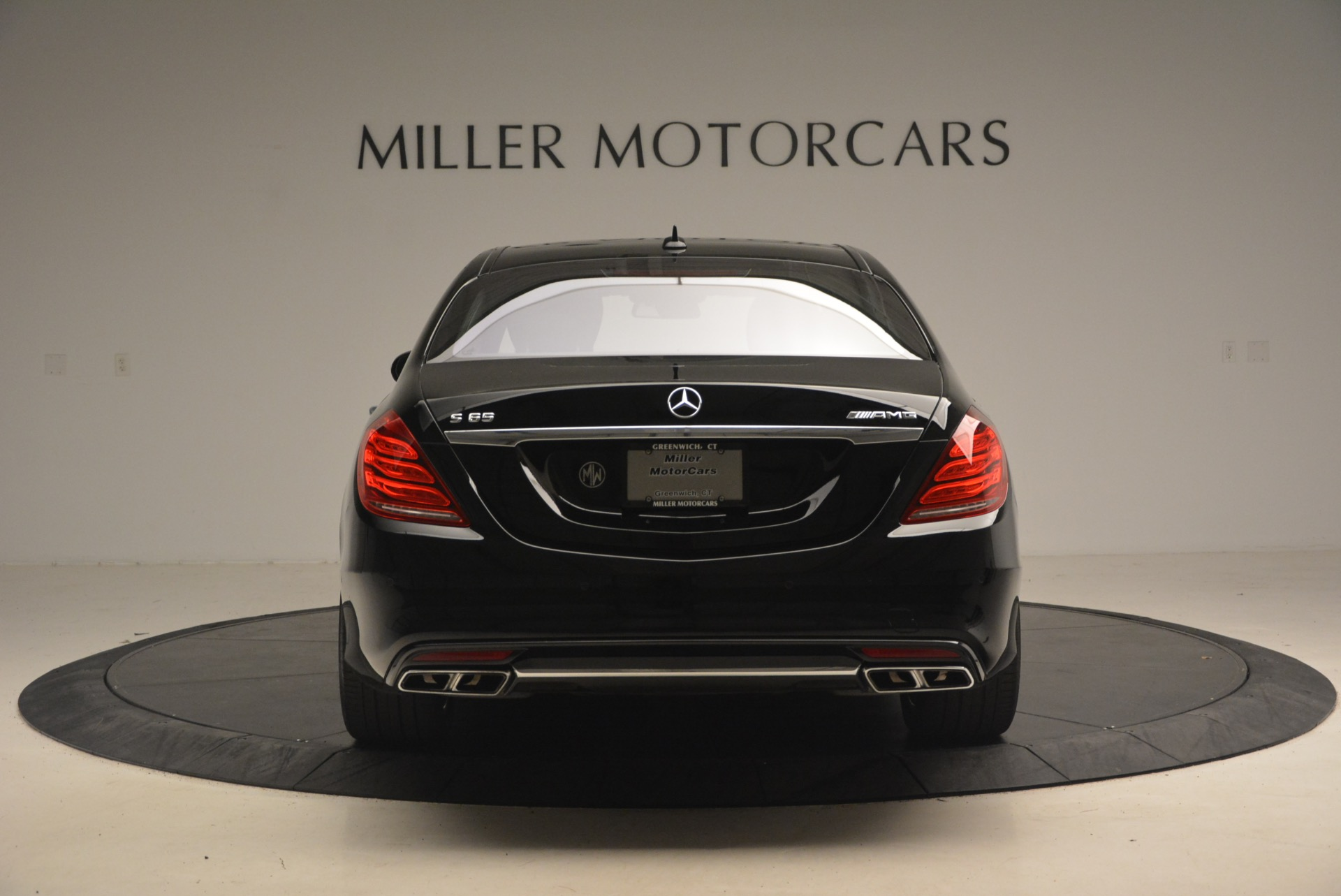 Used 2015 Mercedes-Benz S-Class S 65 AMG For Sale In Westport, CT 1386_p6