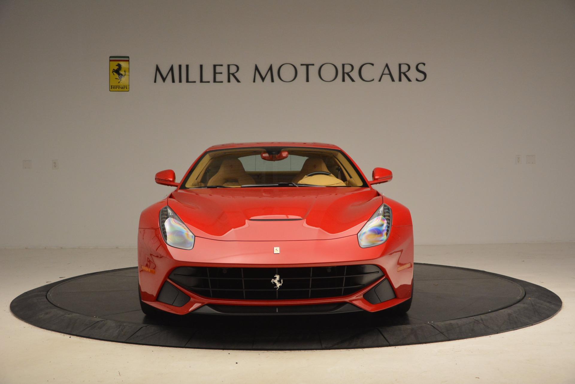 Used 2013 Ferrari F12 Berlinetta  For Sale In Westport, CT 1387_p12