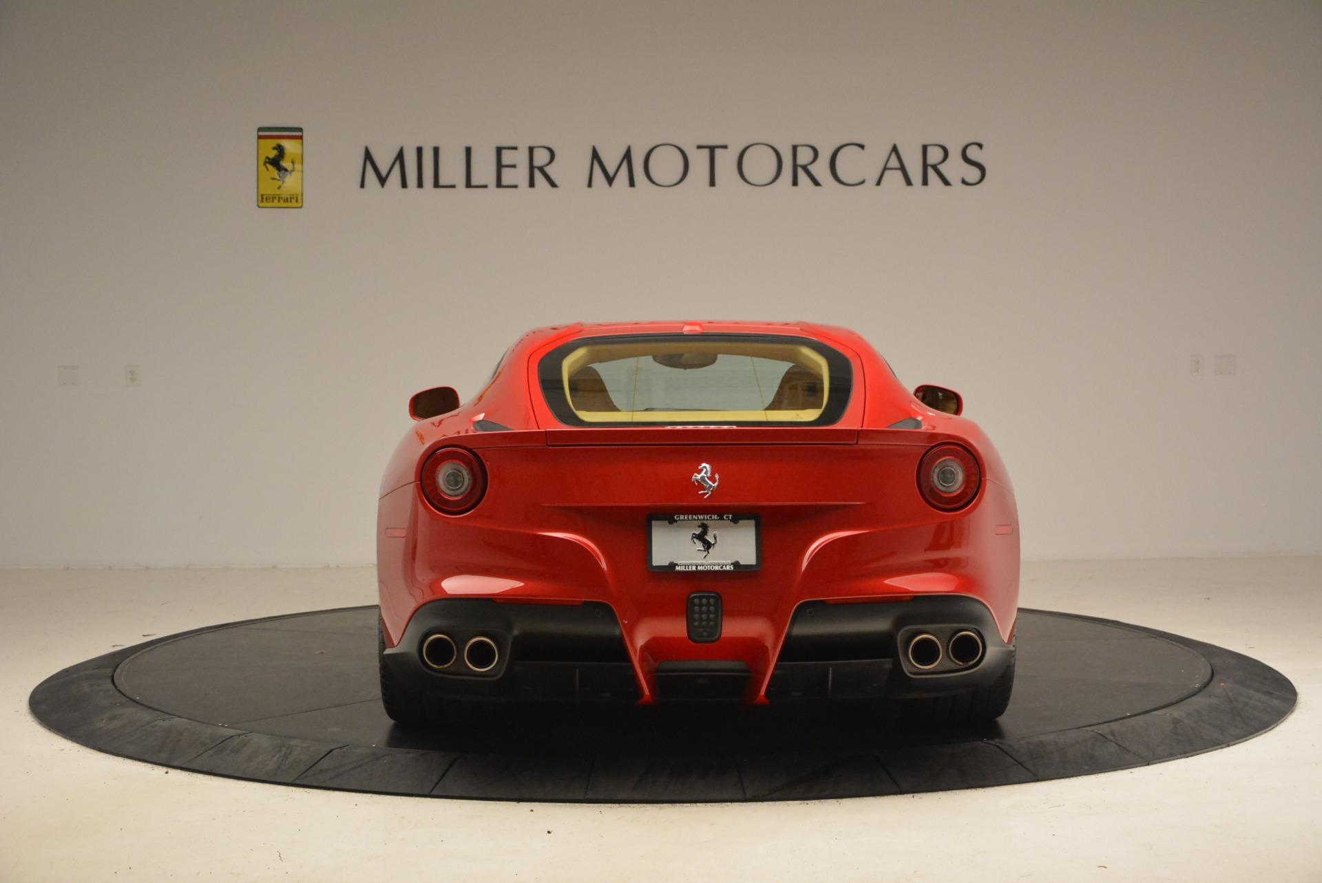 Used 2013 Ferrari F12 Berlinetta  For Sale In Westport, CT 1387_p6