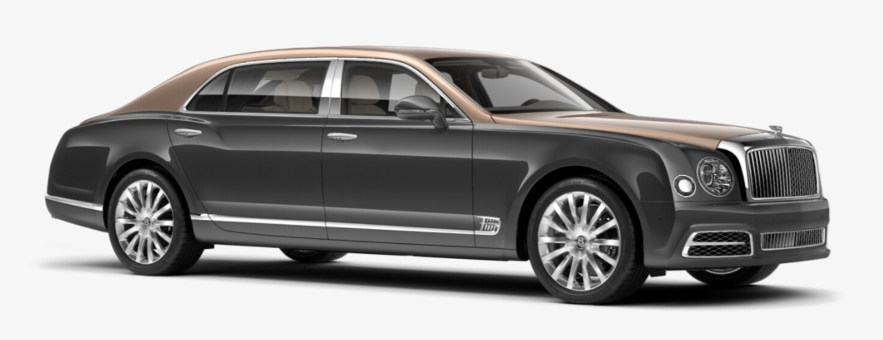 New 2017 Bentley Mulsanne Extended Wheelbase For Sale In Westport, CT