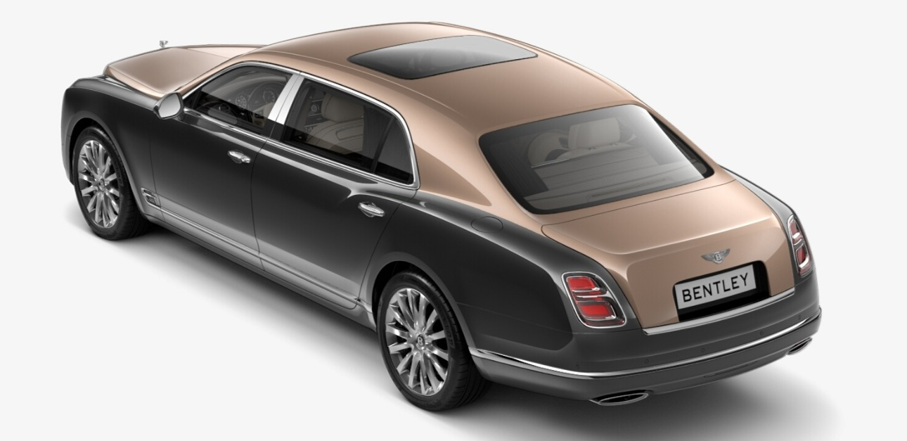 New 2017 Bentley Mulsanne Extended Wheelbase For Sale In Westport, CT 1390_p4