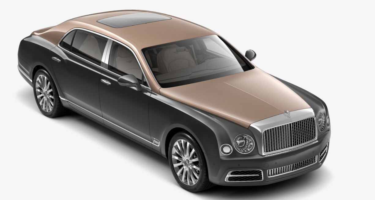 New 2017 Bentley Mulsanne Extended Wheelbase For Sale In Westport, CT 1390_p5