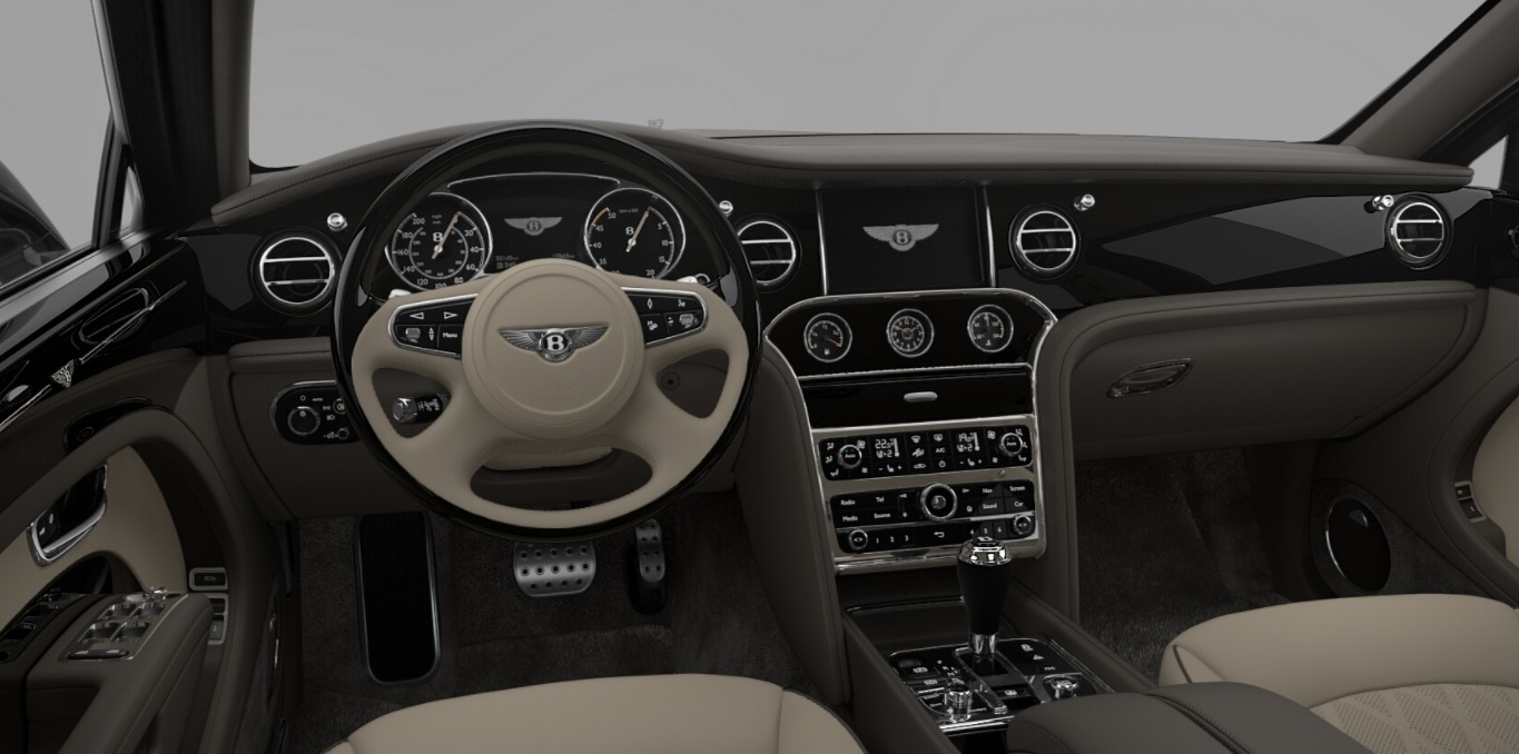 New 2017 Bentley Mulsanne Extended Wheelbase For Sale In Westport, CT 1390_p6