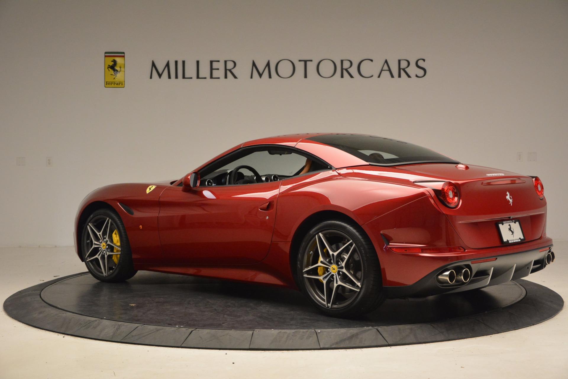 Used 2017 Ferrari California T  For Sale In Westport, CT 1395_p16