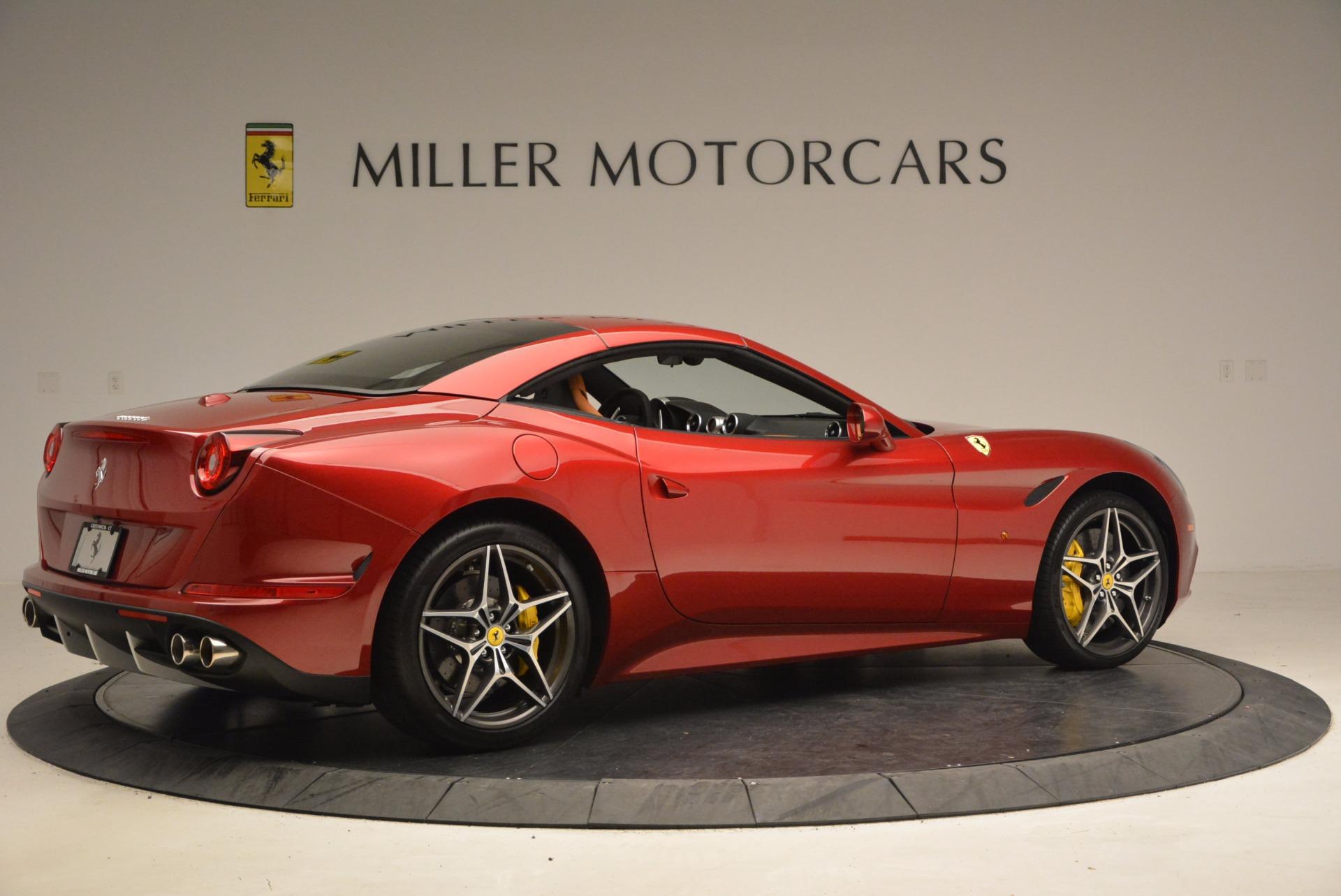Used 2017 Ferrari California T  For Sale In Westport, CT 1395_p20