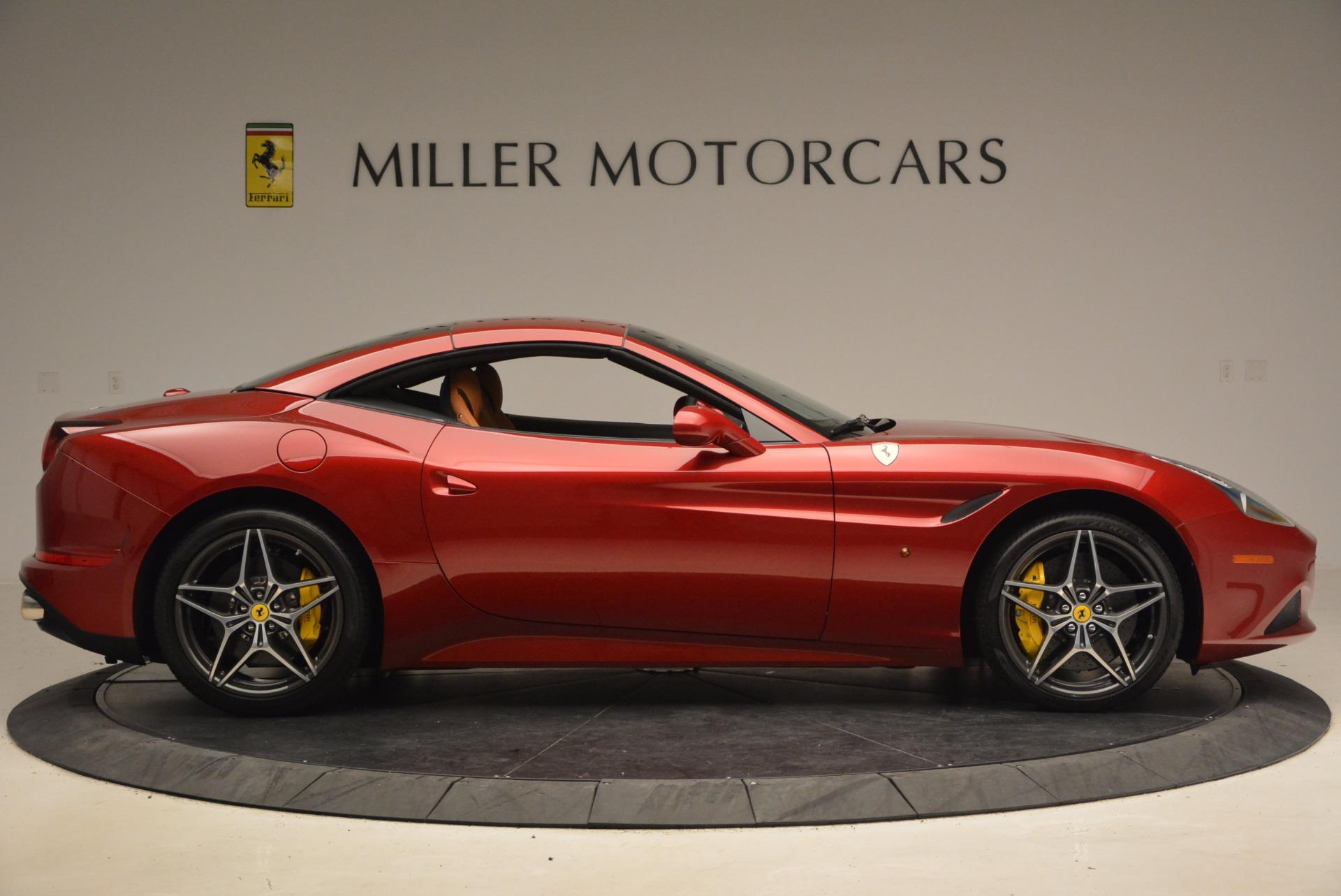 Used 2017 Ferrari California T  For Sale In Westport, CT 1395_p21