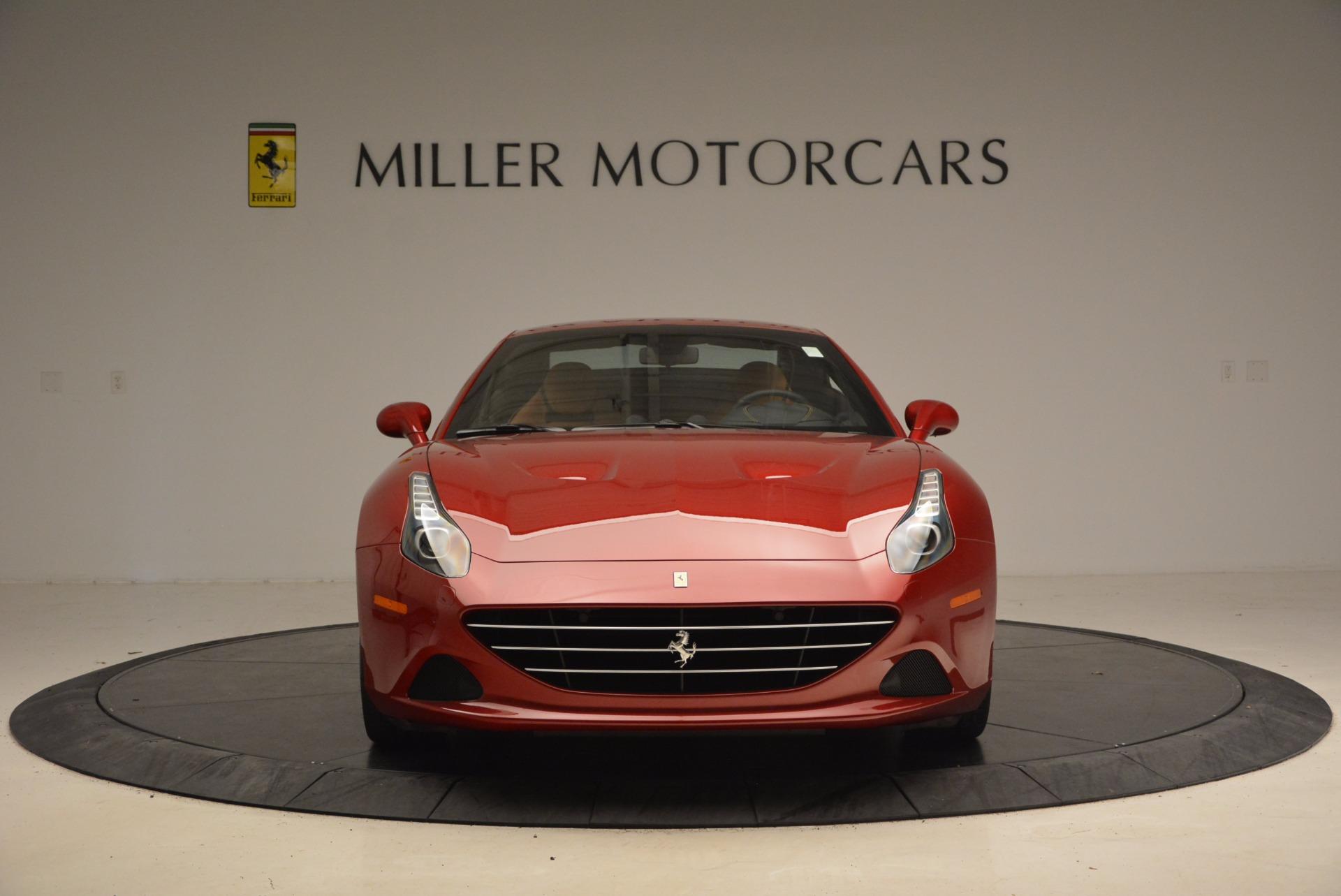 Used 2017 Ferrari California T  For Sale In Westport, CT 1395_p24