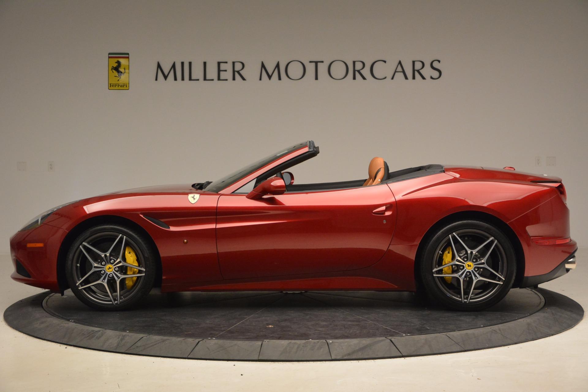 Used 2017 Ferrari California T  For Sale In Westport, CT 1395_p3