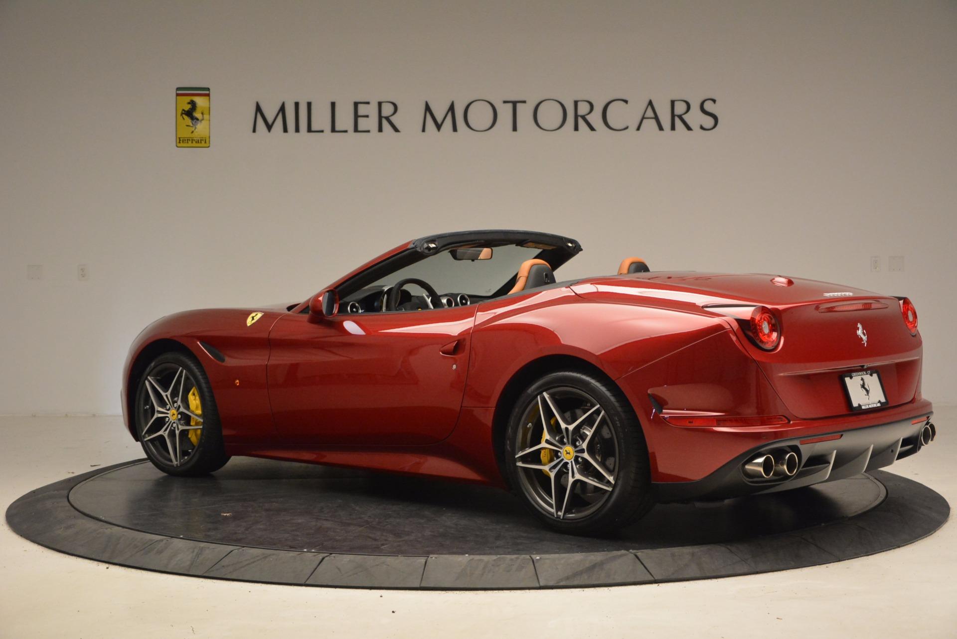Used 2017 Ferrari California T  For Sale In Westport, CT 1395_p4