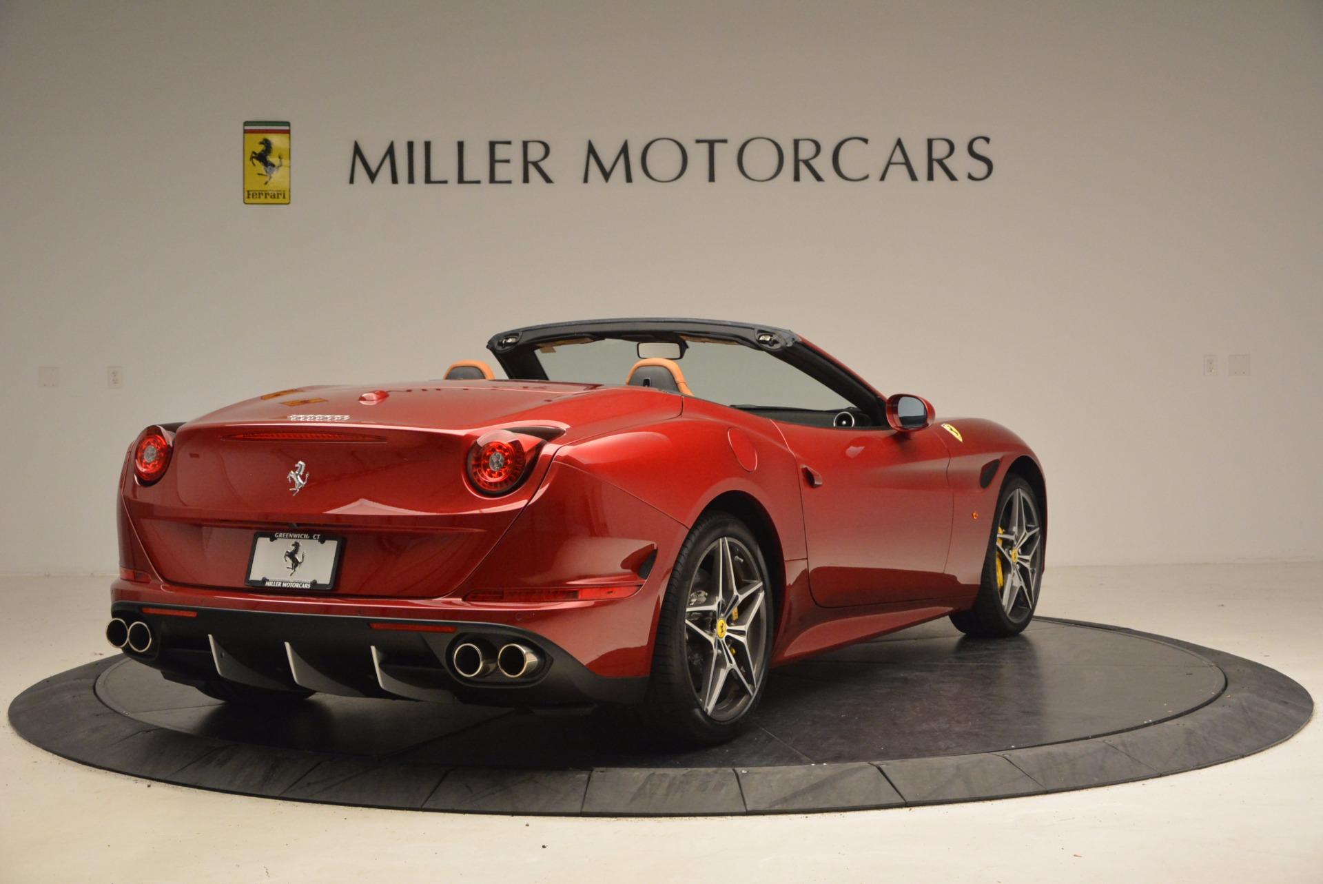 Used 2017 Ferrari California T  For Sale In Westport, CT 1395_p7