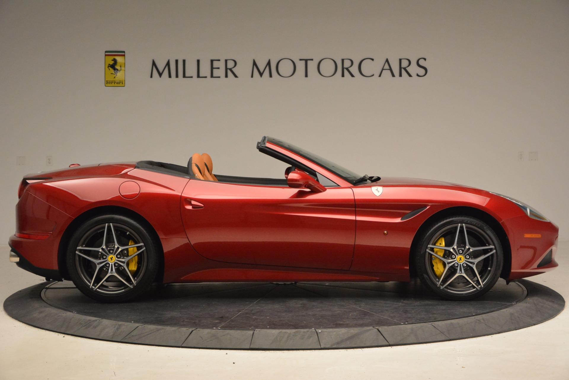 Used 2017 Ferrari California T  For Sale In Westport, CT 1395_p9