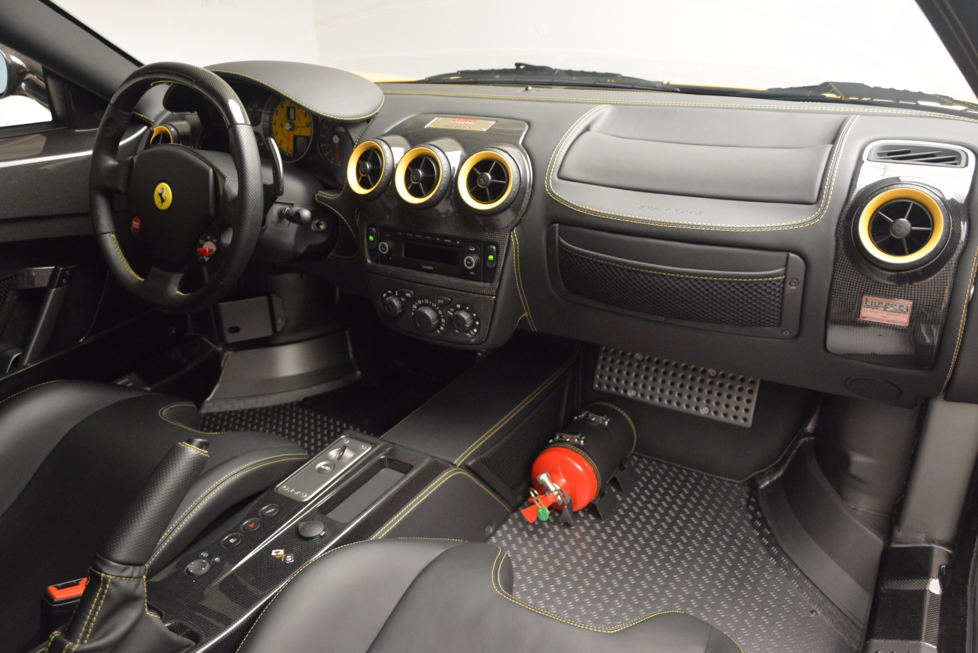 Used 2008 Ferrari F430 Scuderia For Sale In Westport, CT 1397_p17