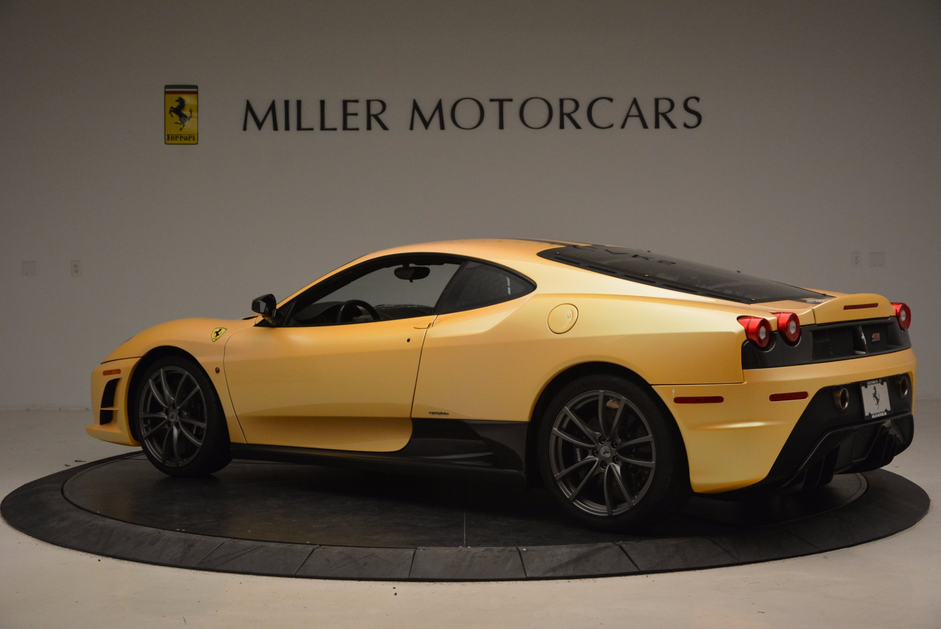 Used 2008 Ferrari F430 Scuderia For Sale In Westport, CT 1397_p4