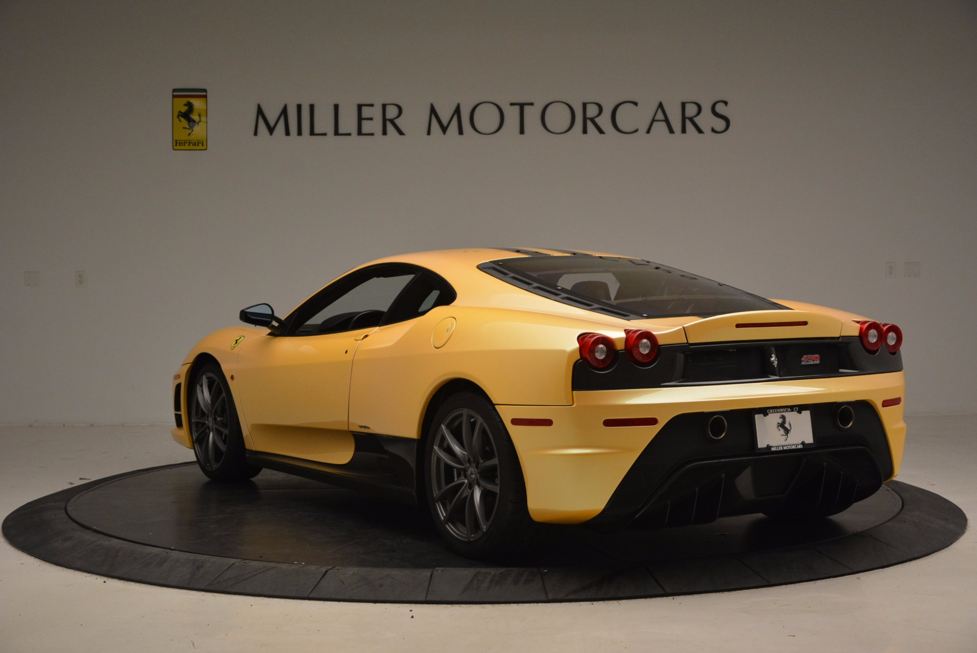 Used 2008 Ferrari F430 Scuderia For Sale In Westport, CT 1397_p5