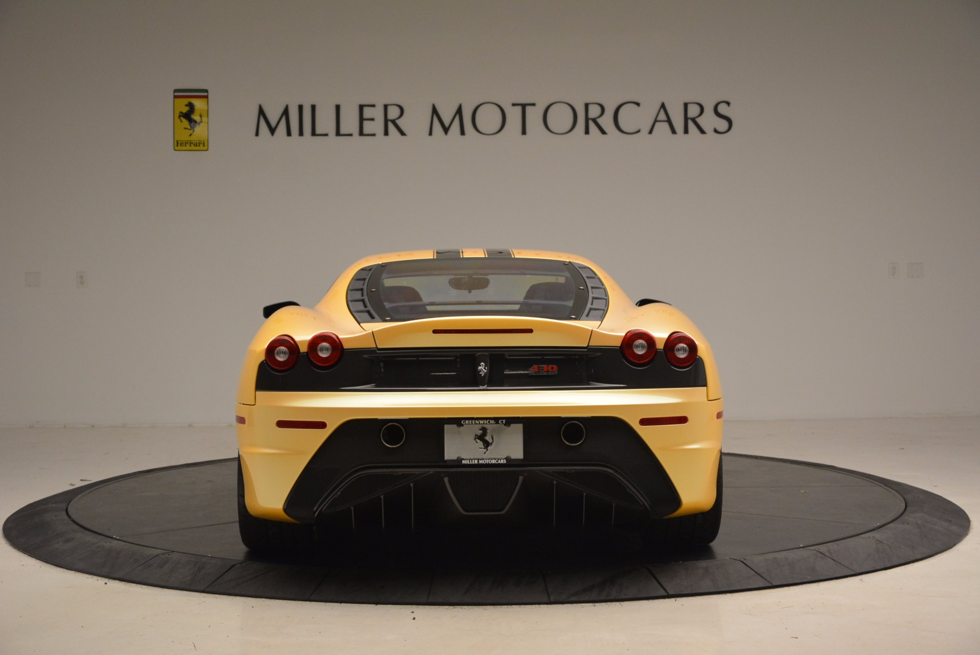 Used 2008 Ferrari F430 Scuderia For Sale In Westport, CT 1397_p6