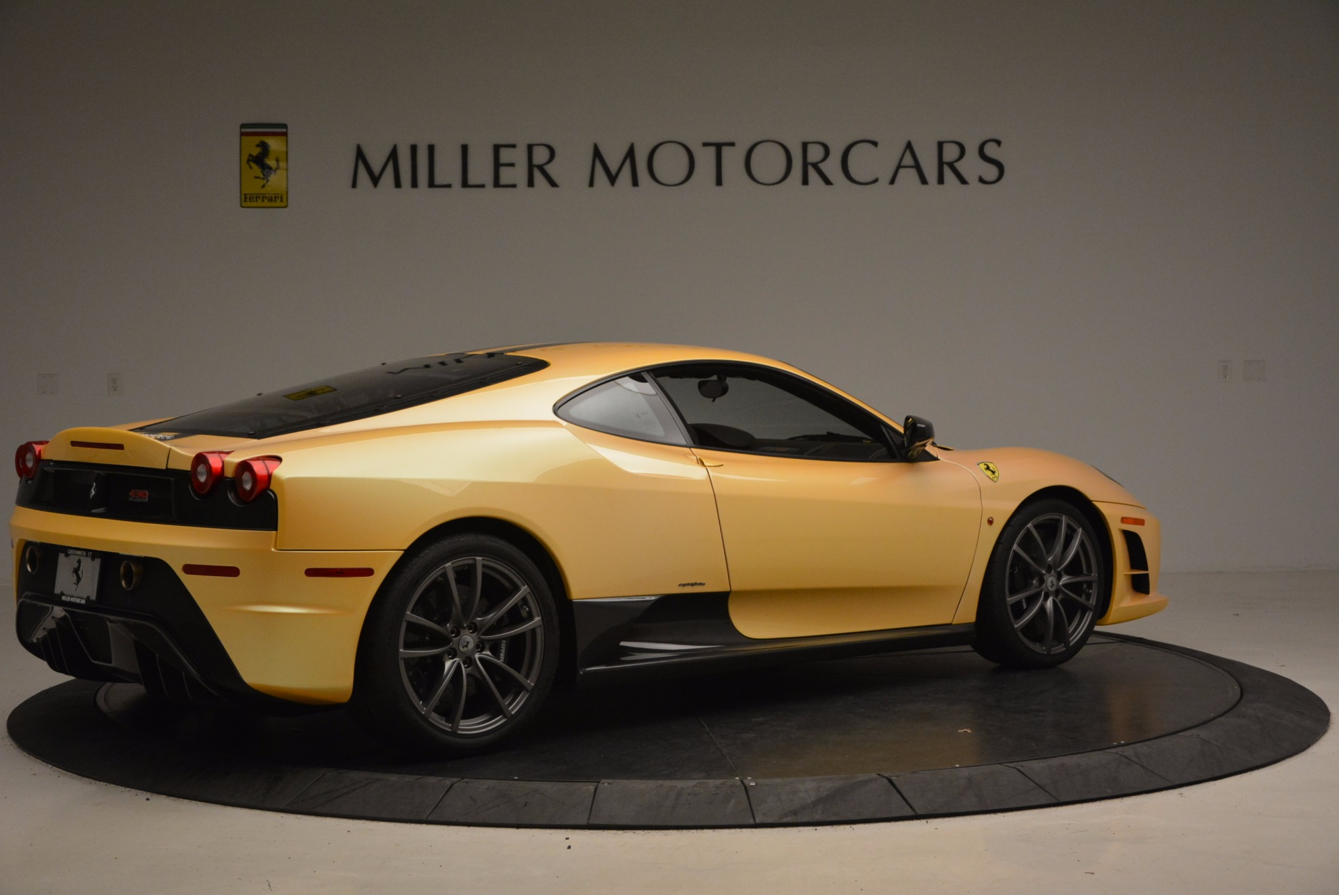 Used 2008 Ferrari F430 Scuderia For Sale In Westport, CT 1397_p8