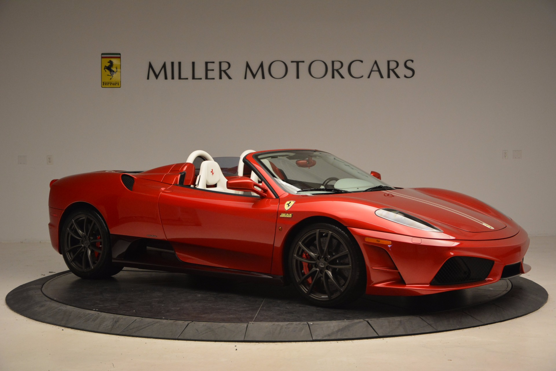 Used 2009 Ferrari F430 Scuderia 16M For Sale In Westport, CT 1398_p10