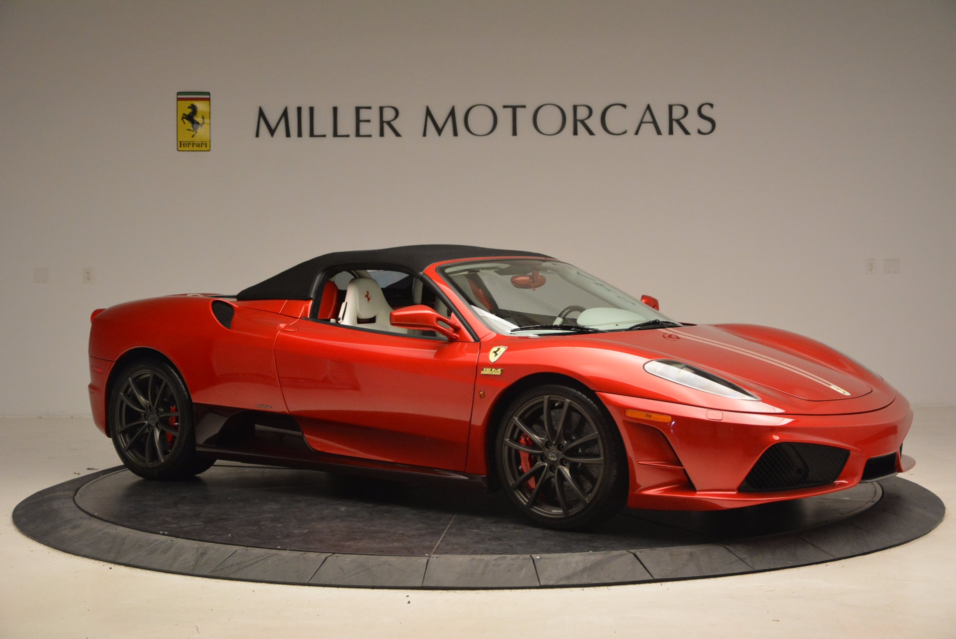 Used 2009 Ferrari F430 Scuderia 16M For Sale In Westport, CT 1398_p22