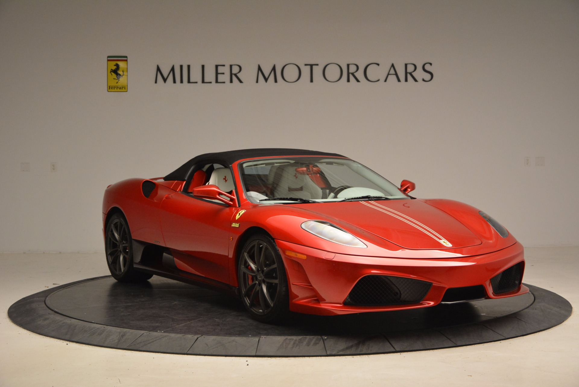 Used 2009 Ferrari F430 Scuderia 16M For Sale In Westport, CT 1398_p23