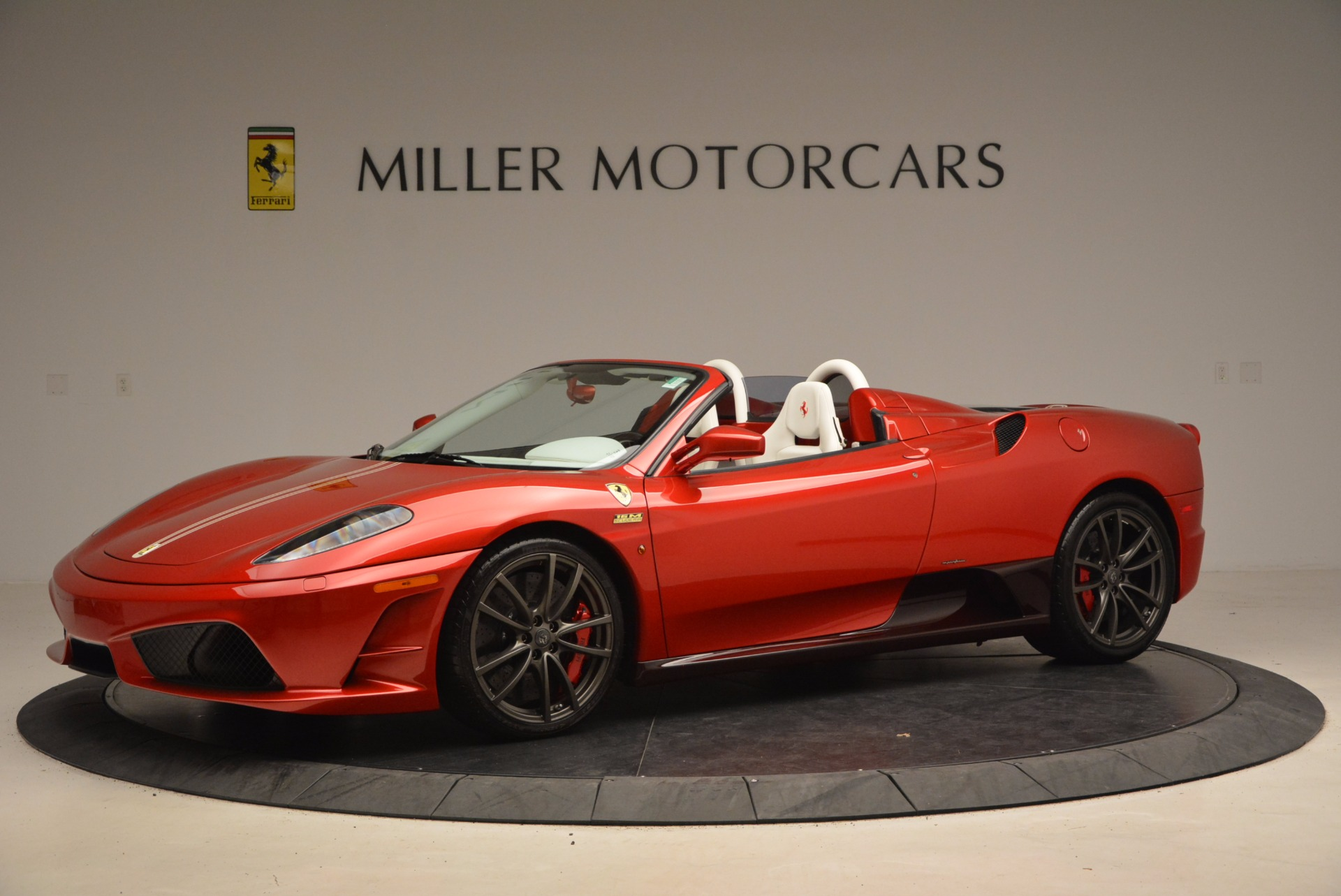 Used 2009 Ferrari F430 Scuderia 16M For Sale In Westport, CT 1398_p2
