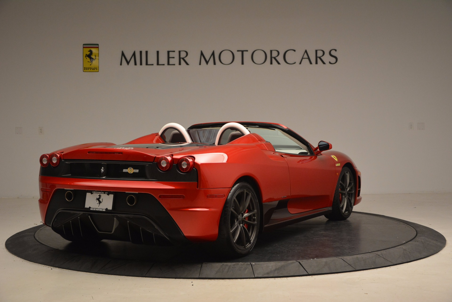 Used 2009 Ferrari F430 Scuderia 16M For Sale In Westport, CT 1398_p7