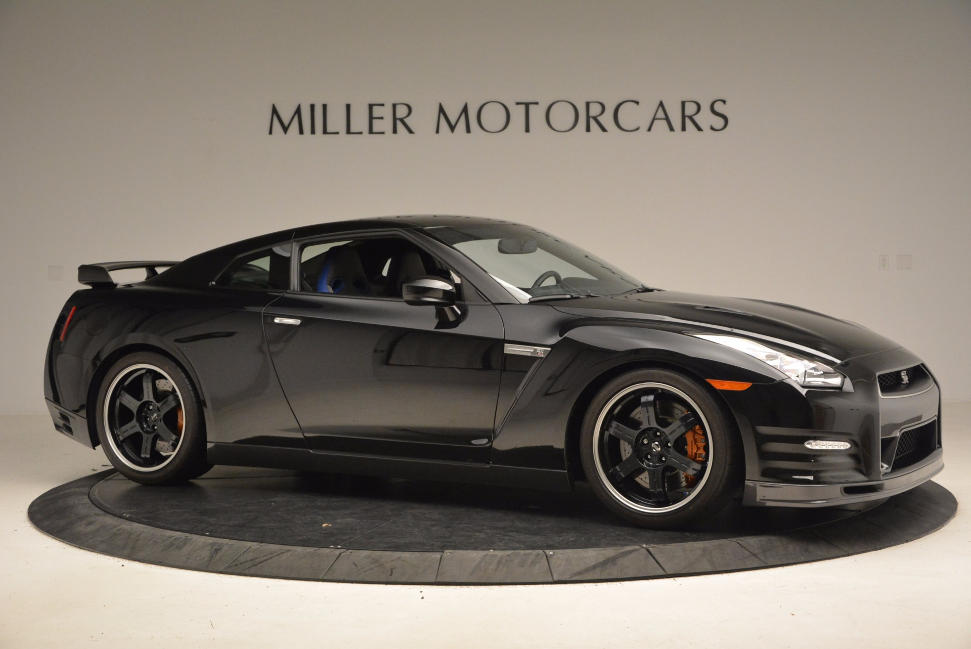Used 2014 Nissan GT-R Track Edition For Sale In Westport, CT 1399_p10