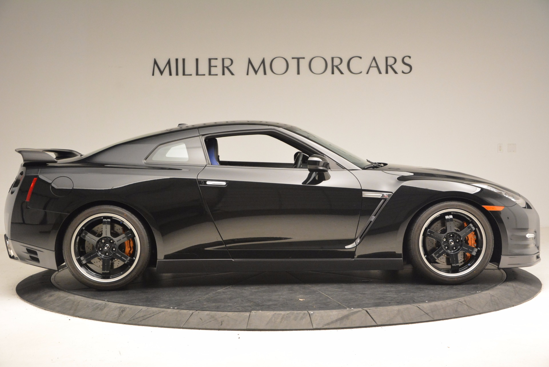 Used 2014 Nissan GT-R Track Edition For Sale In Westport, CT 1399_p9