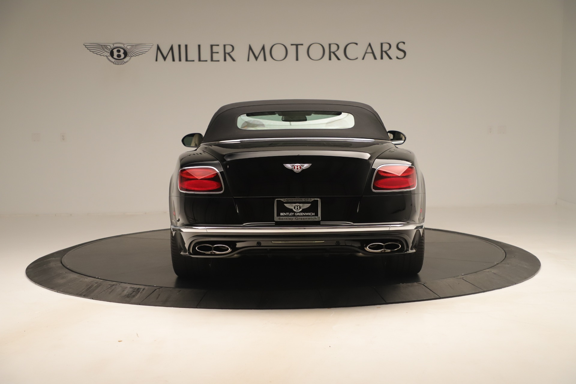 Used 2016 Bentley Continental GT V8 S Convertible  For Sale In Westport, CT 14_p16