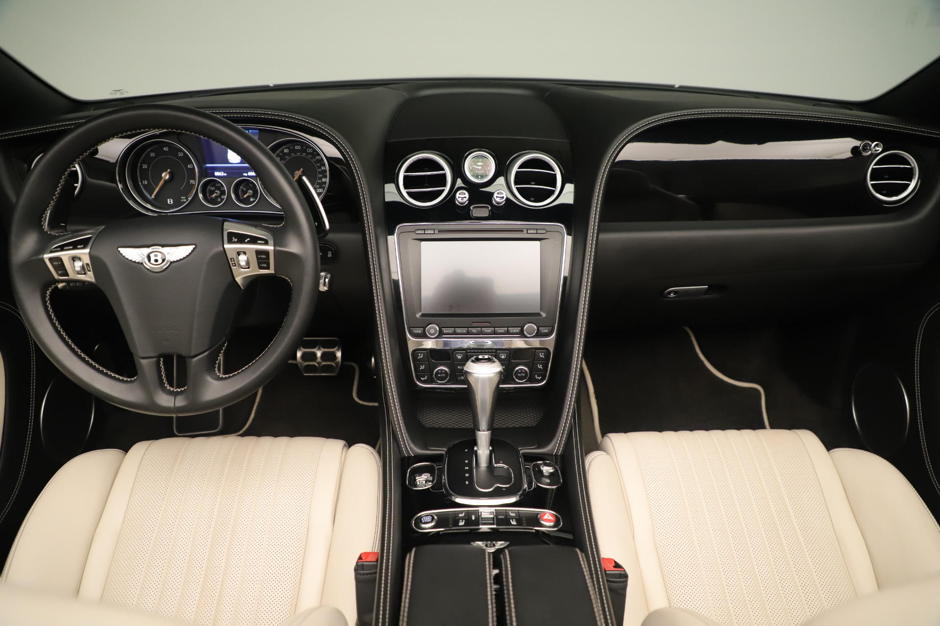 Used 2016 Bentley Continental GT V8 S Convertible  For Sale In Westport, CT 14_p27