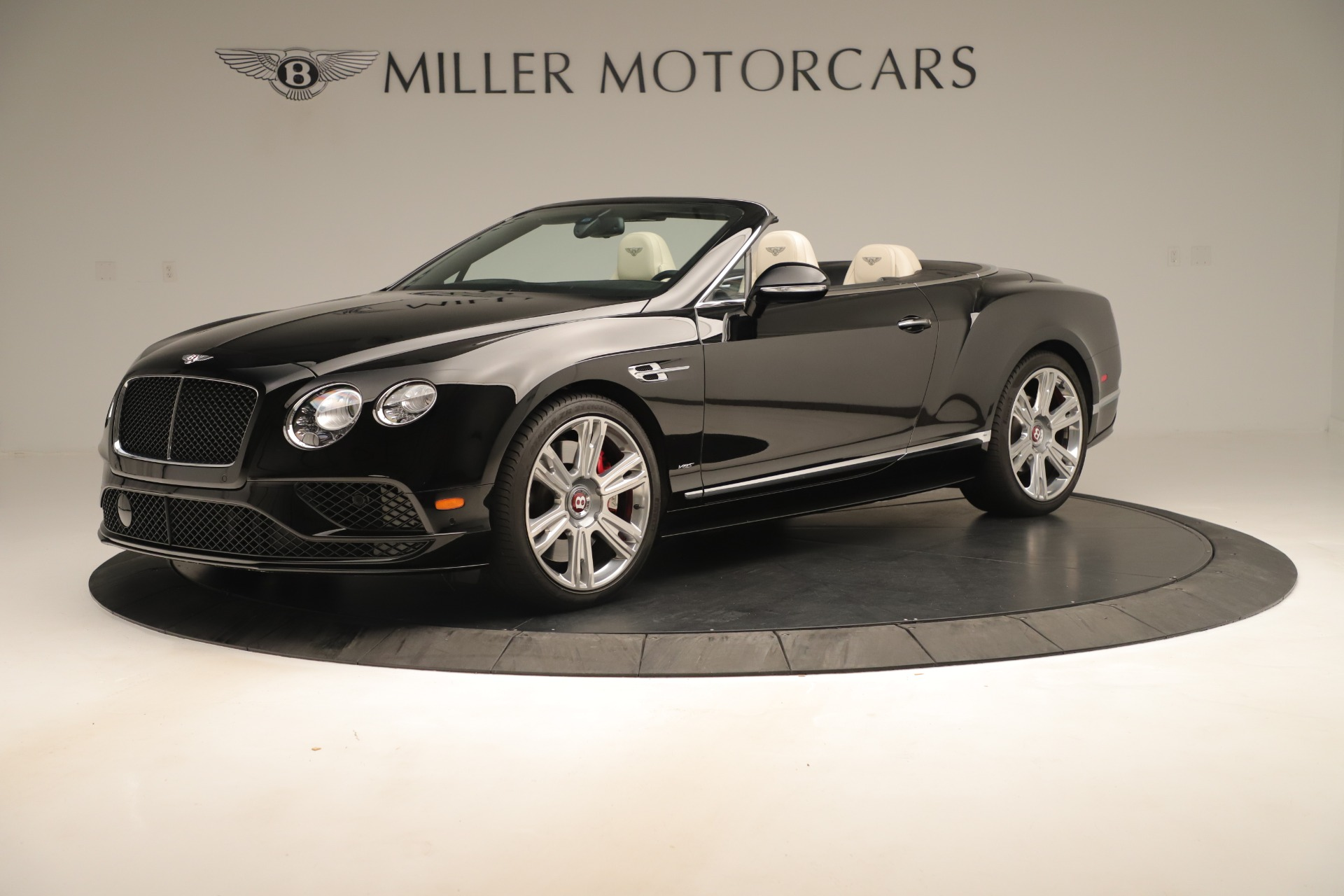 Used 2016 Bentley Continental GT V8 S Convertible  For Sale In Westport, CT 14_p2