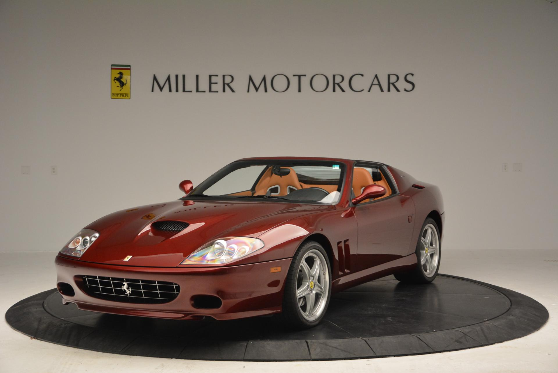 Used 2005 Ferrari Superamerica  For Sale In Westport, CT 140_main