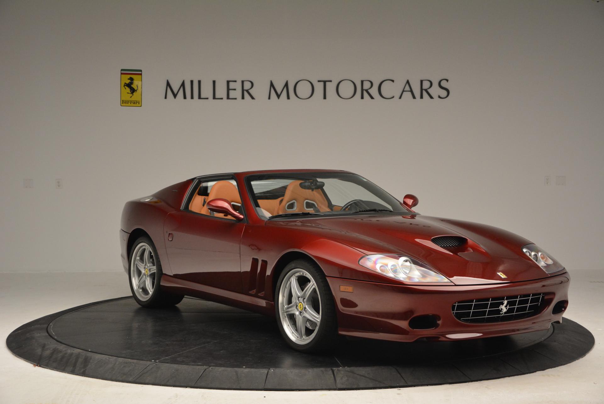 Used 2005 Ferrari Superamerica  For Sale In Westport, CT 140_p11