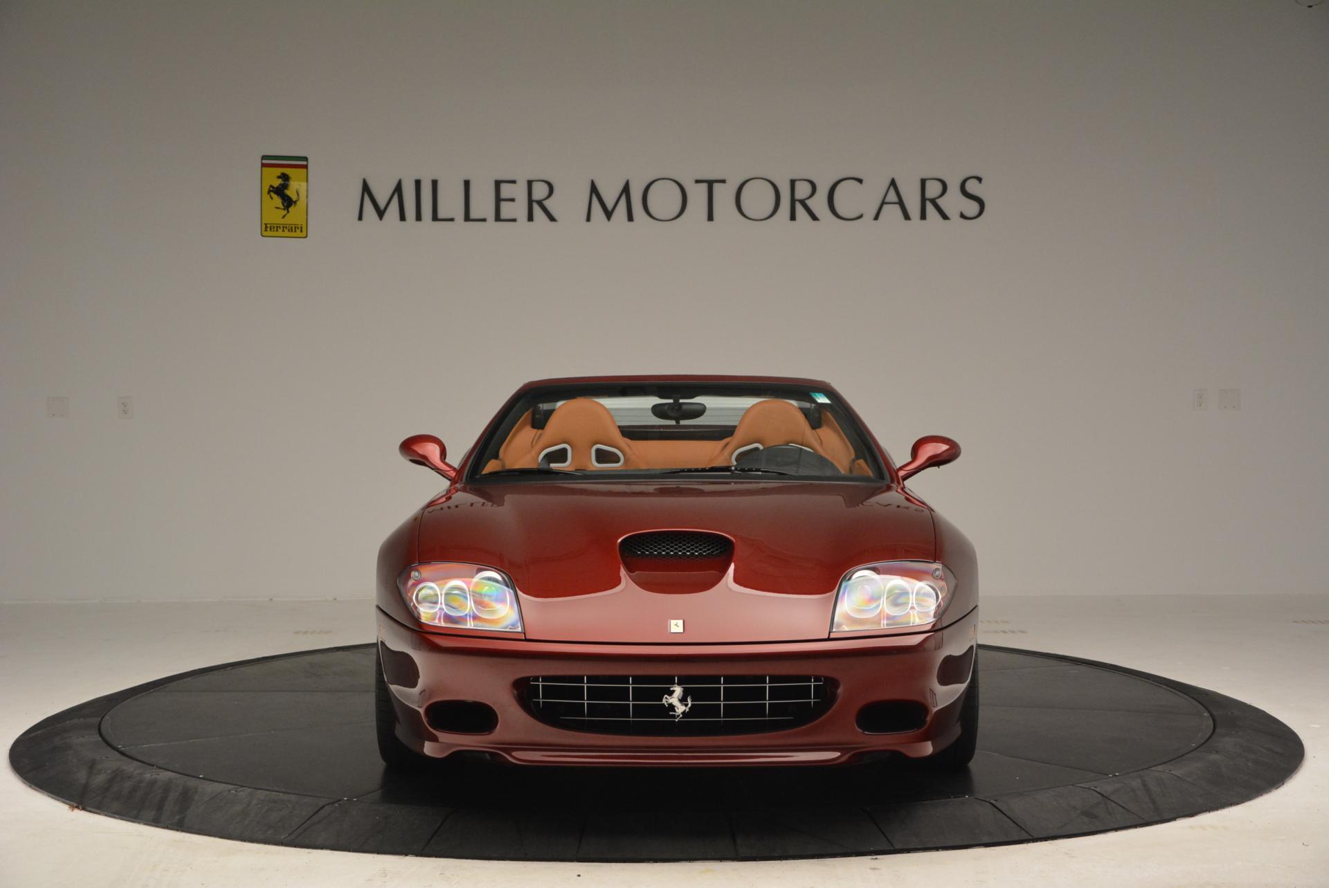 Used 2005 Ferrari Superamerica  For Sale In Westport, CT 140_p12